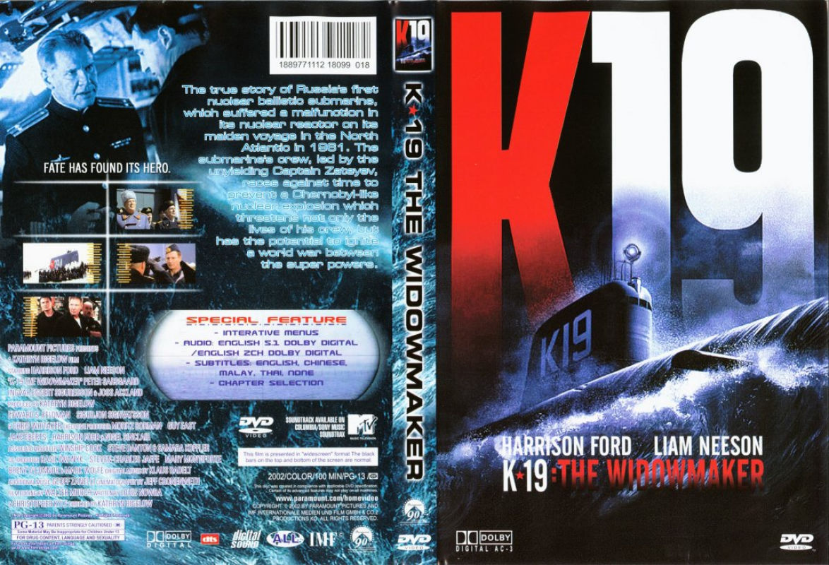 K19 Showdown in der Tiefe  Film 2002  moviepilotde