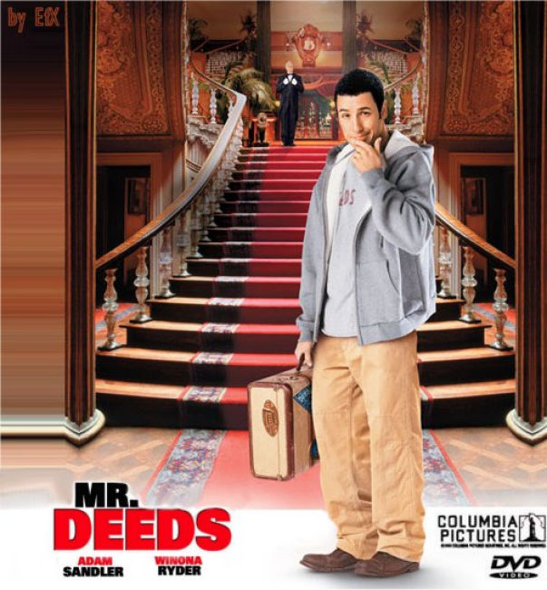 Covers Box Sk Mr Deeds 2002 High Quality Dvd Blueray Movie
