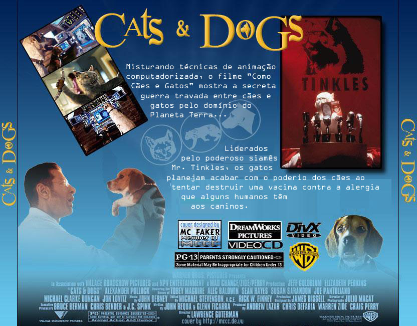 cats and dogs 2001 movie download