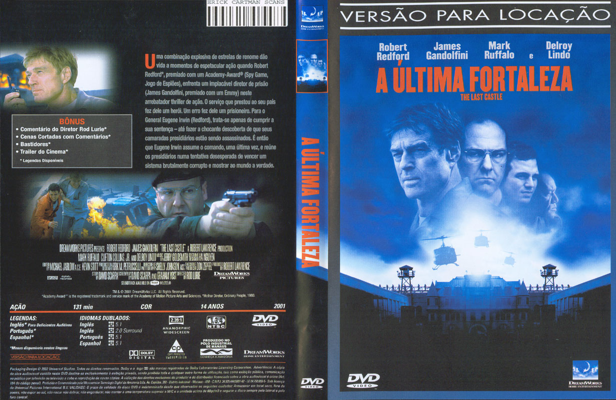 A última fortaleza filme 2001 adorocinema.