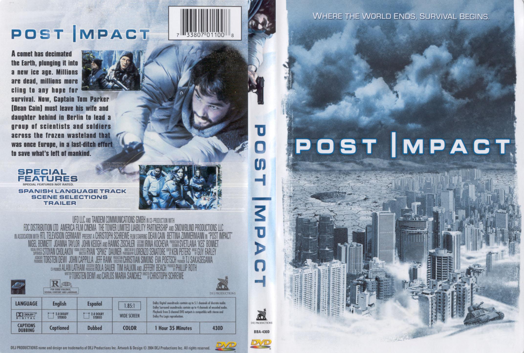Post Impact / Леден апокалипсис (2004)
