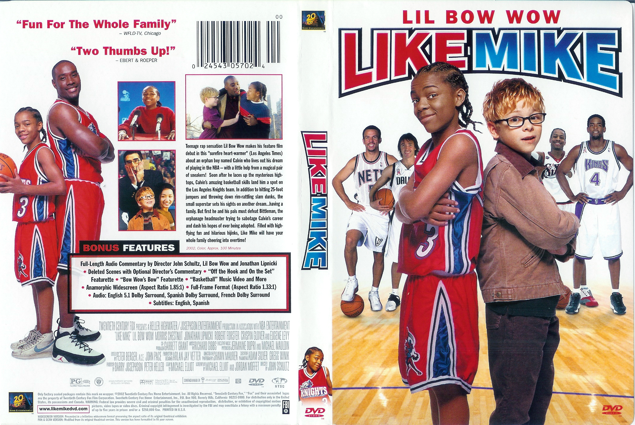All about Like Mike 2002 Imdb - kidskunst.info 6a8a7d5b2