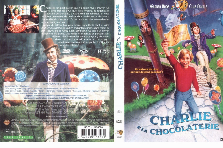 COVERS.BOX.SK ::: e chocolate factory - high quality DVD / Blueray / Movie
