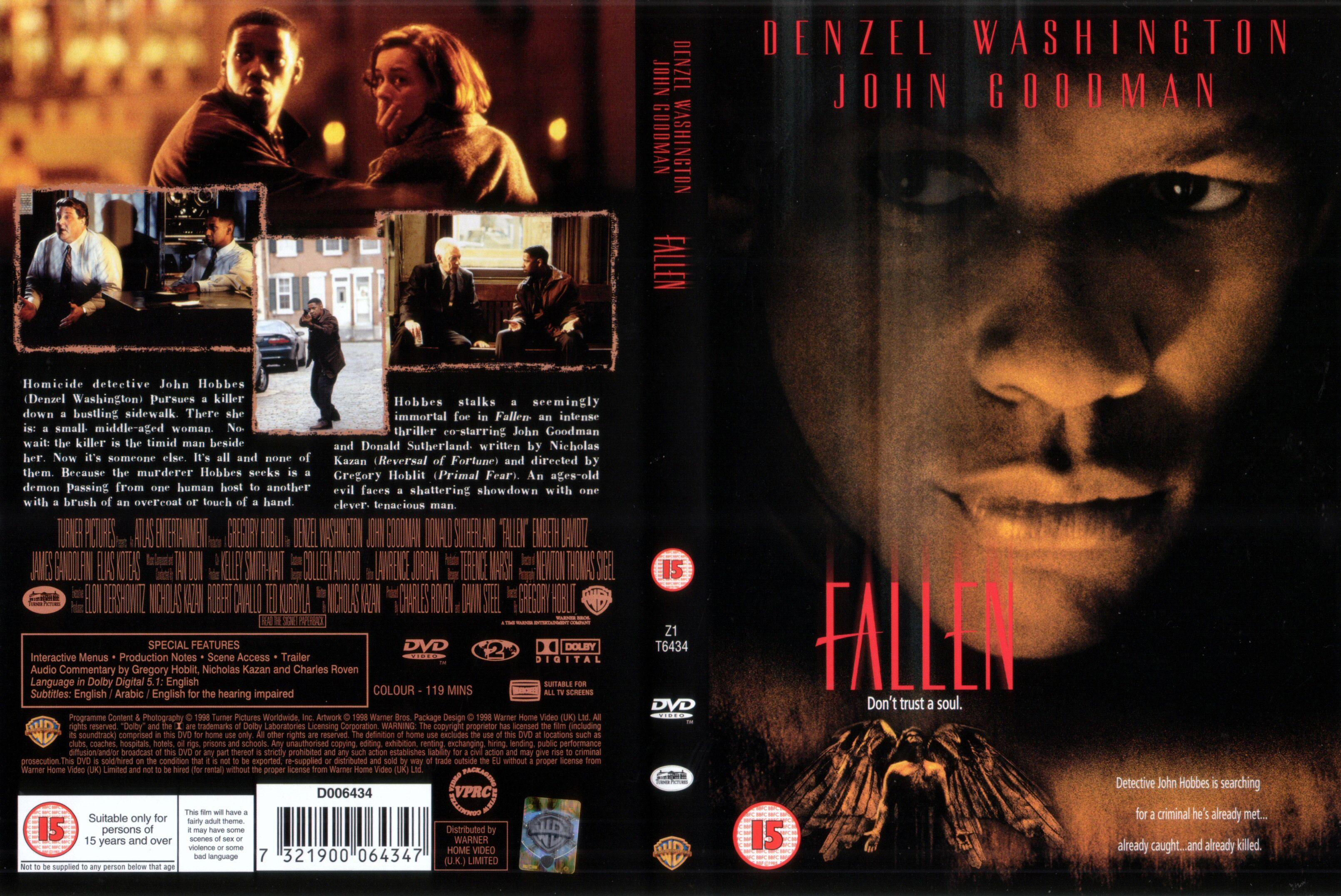 fallen dvd Beste Bilder: