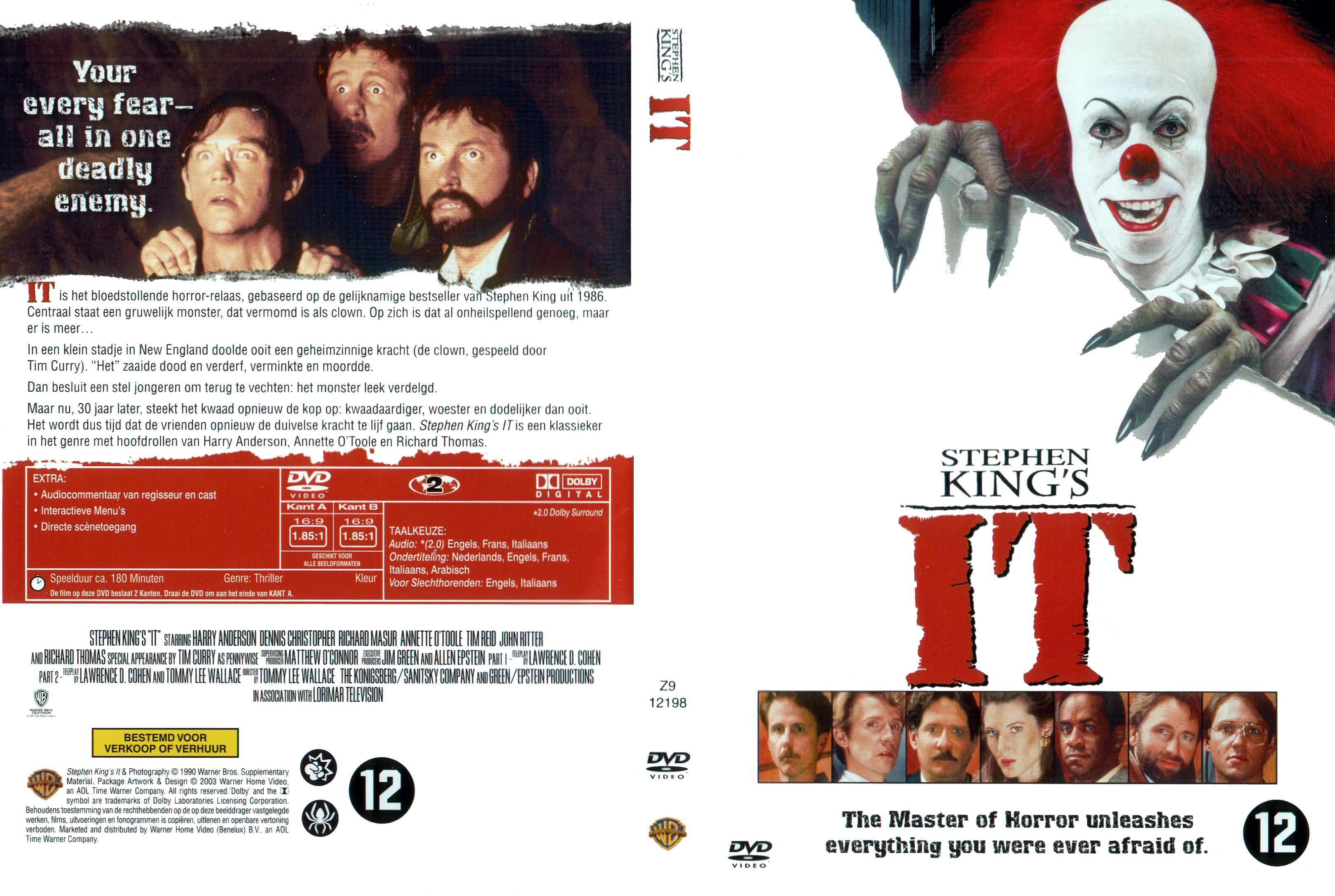 It 1990 full movie