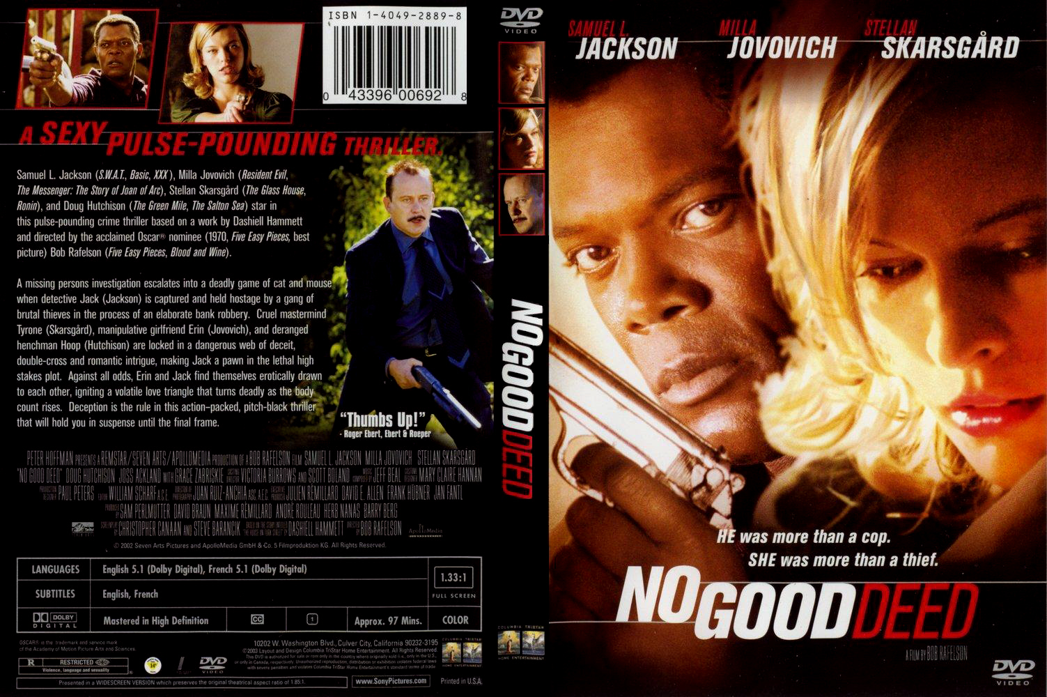 no good deed dvd cover