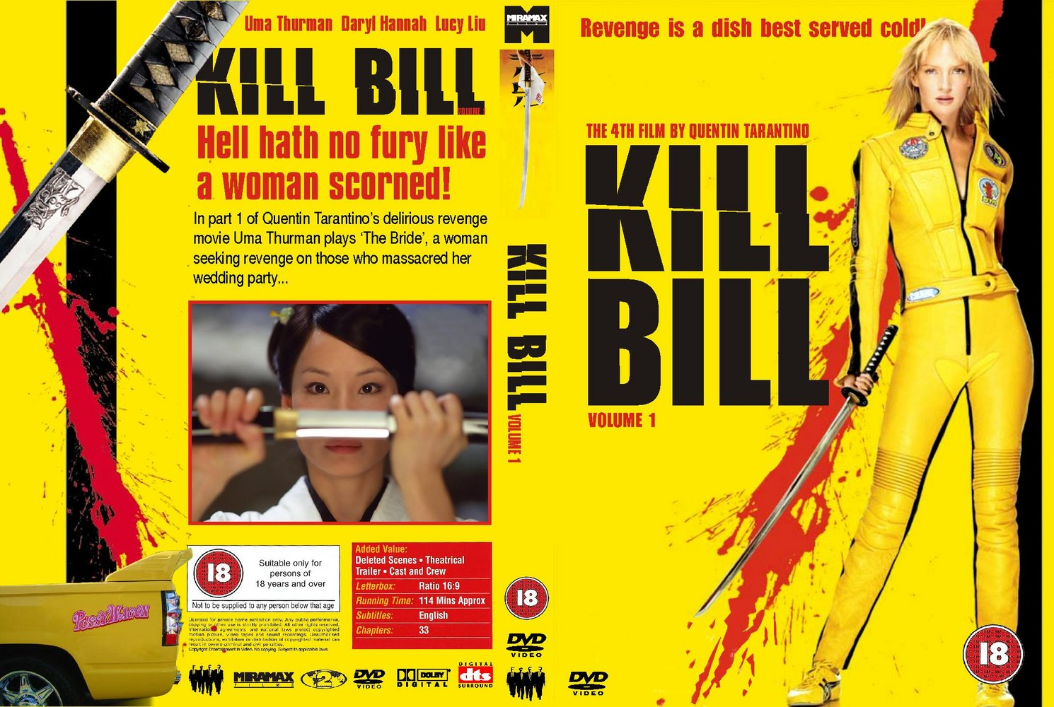 an analysis of kill bill vol 1 and pulp fictions and the meaning of violent scenes and cinematograph Check out our top free essays on graphical stylistic stylistic analysis of kill bill vol 1 his style drastically changed between pulp fiction and kill bill.