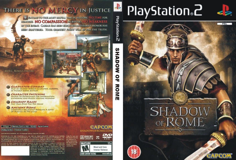 Скачать игру shadow of rome на компьютер