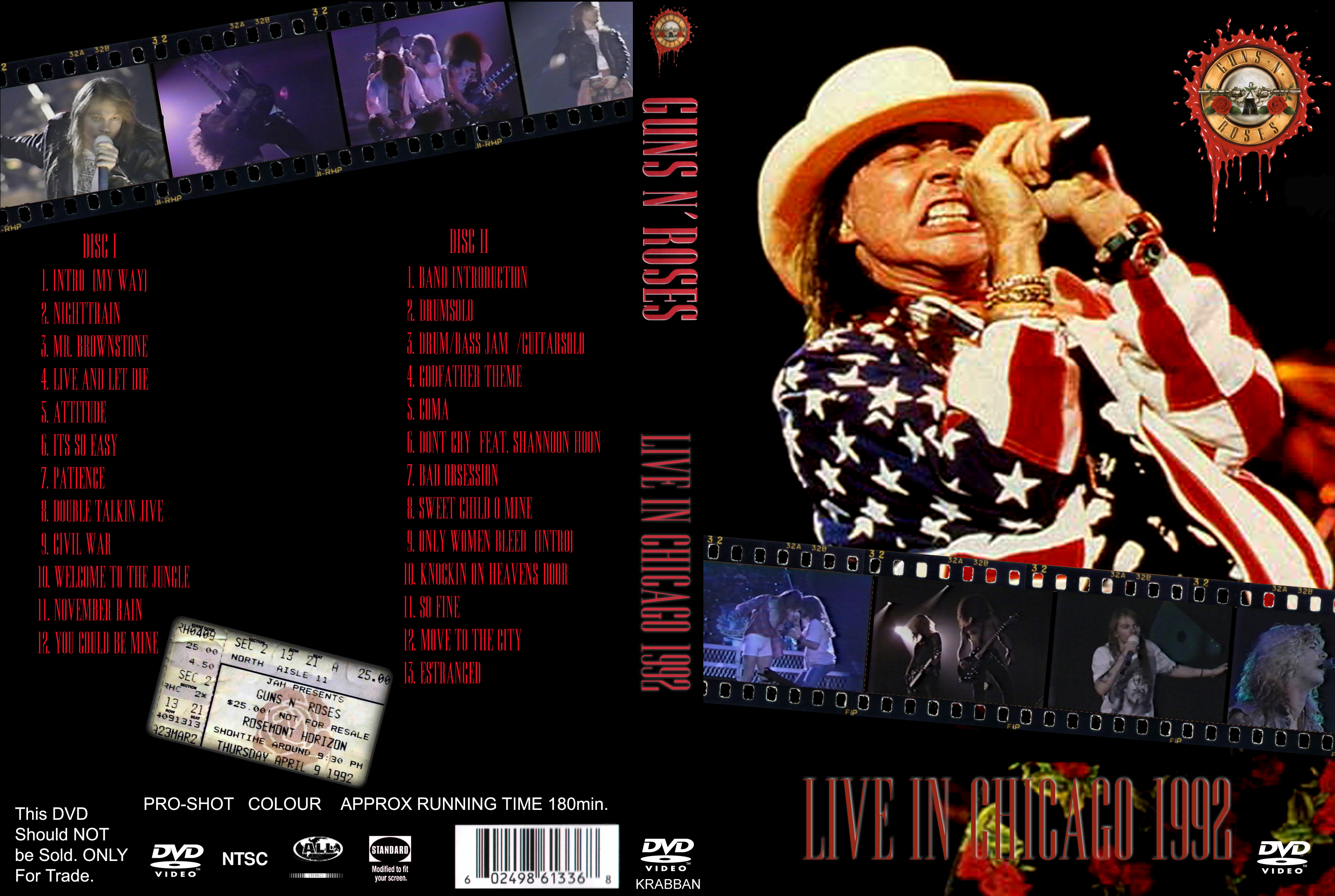 Guns N Roses Live In Paris Dvd Download - dedaltweet