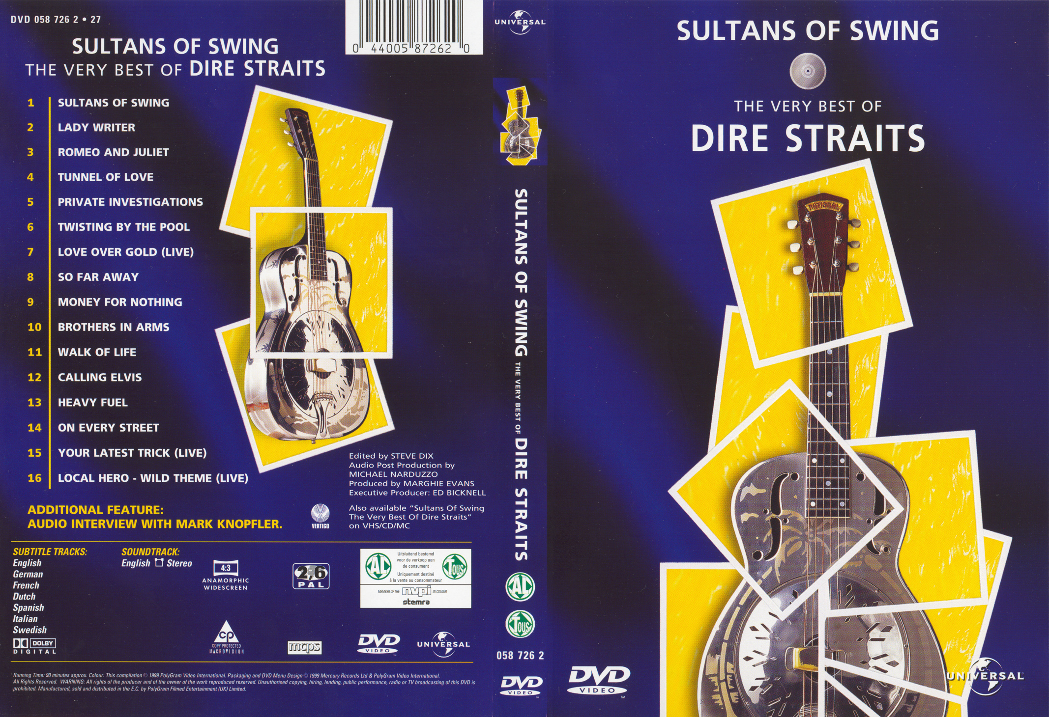 Swing album download sultans straits dire of Dire Straits