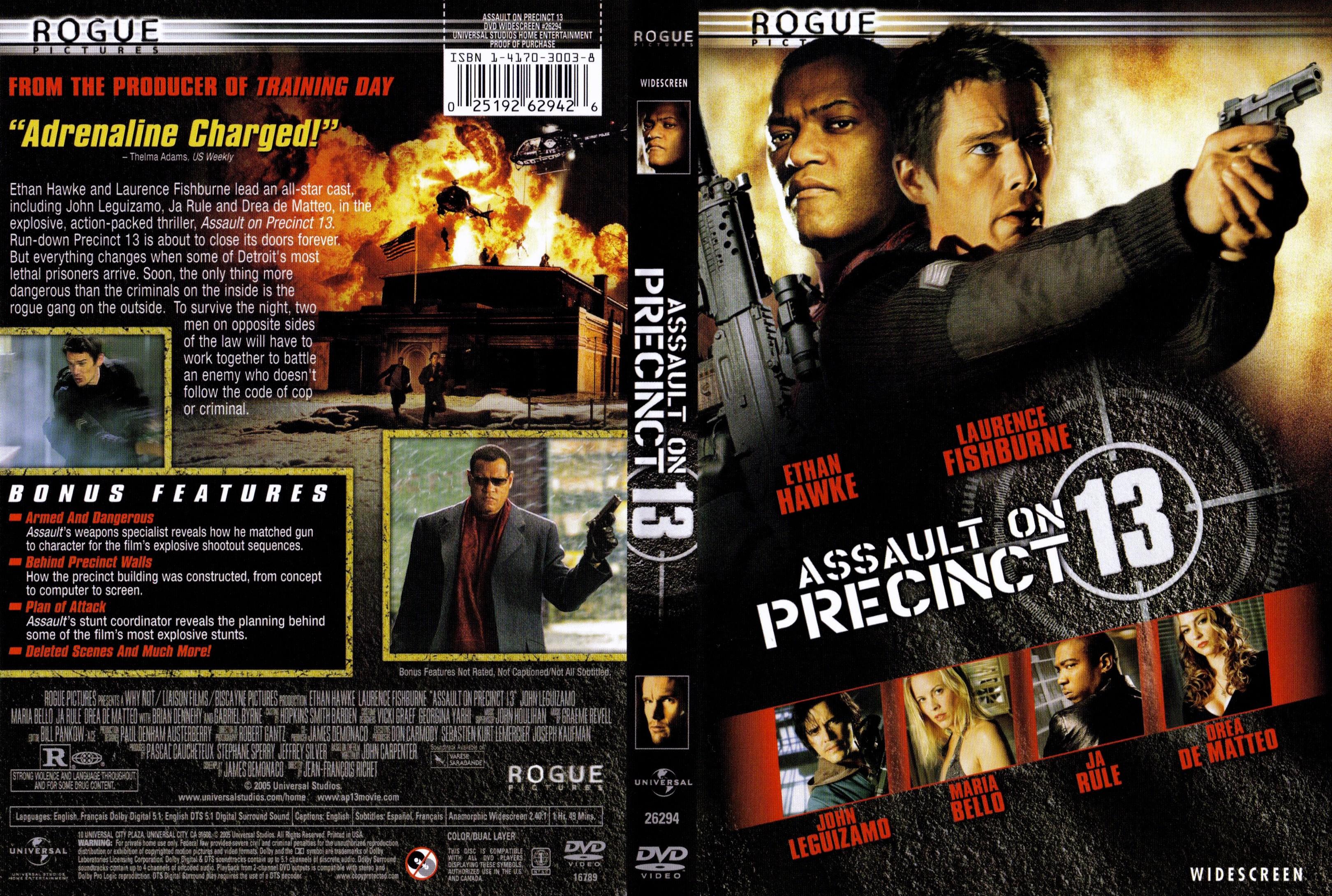 Das Ende Assault On Precinct 13