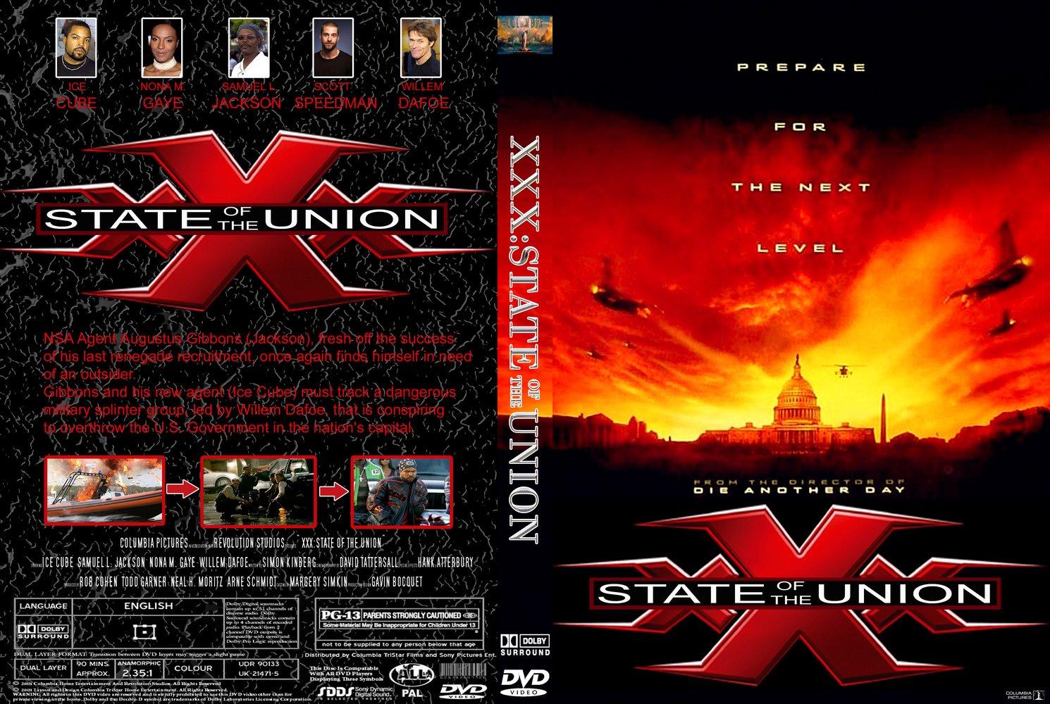 Coversboxsk  Xxxstateoftheunion - High Quality -6866