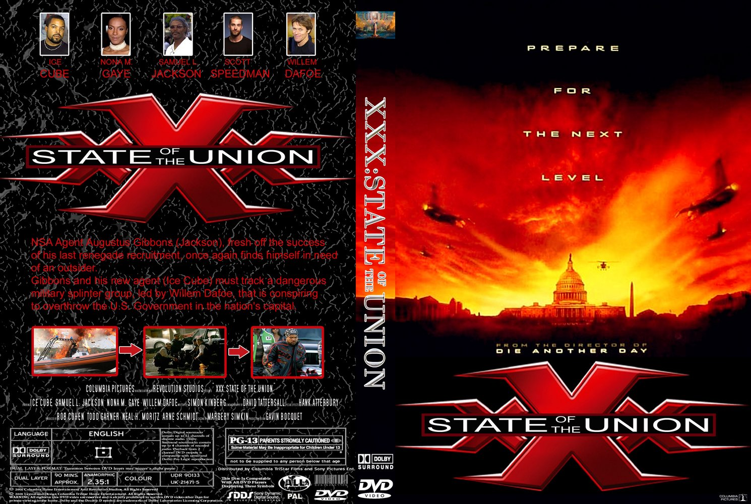 Xxx State Of The Union Dvd 117
