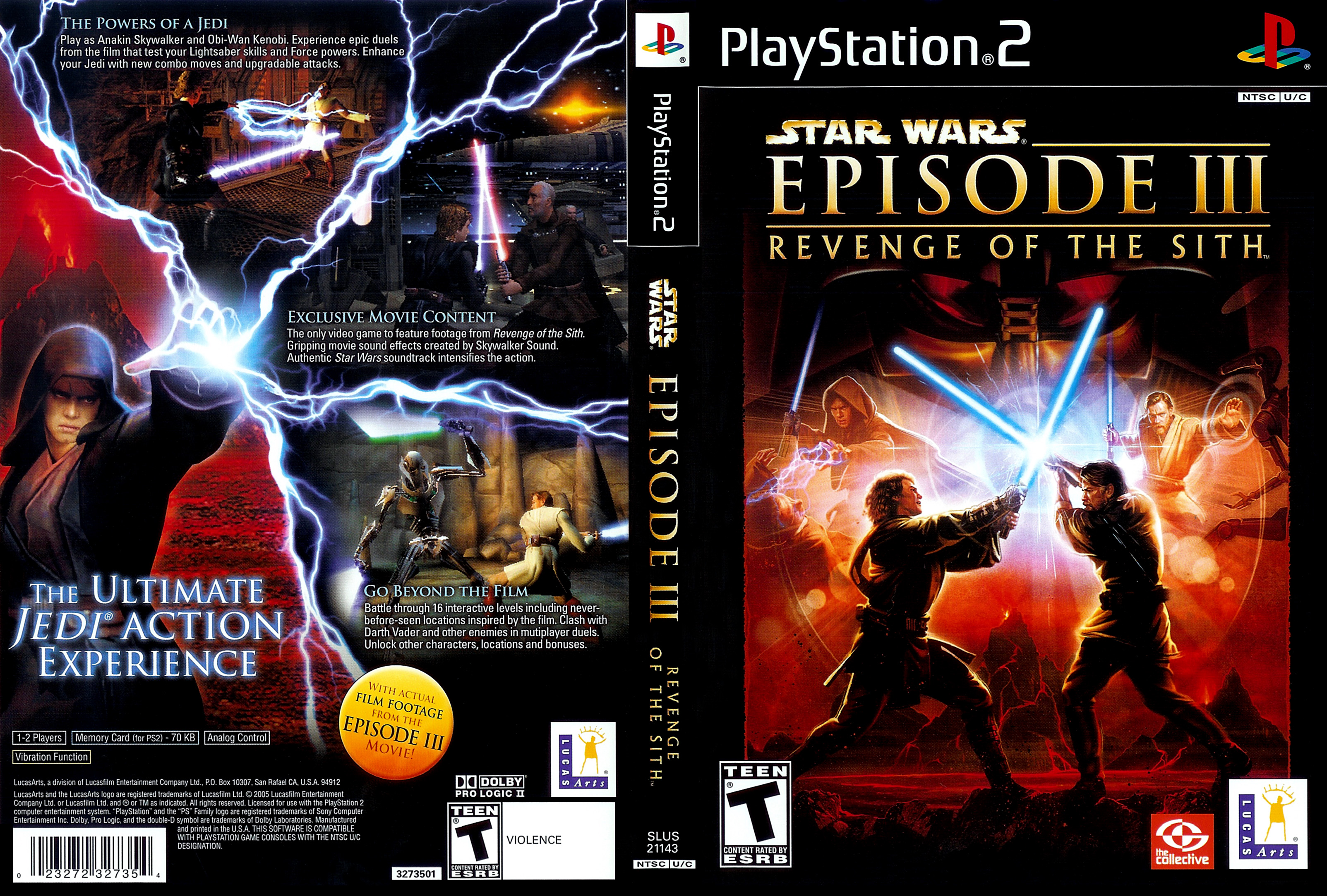 download star wars episode 3 revenge of the sith iso