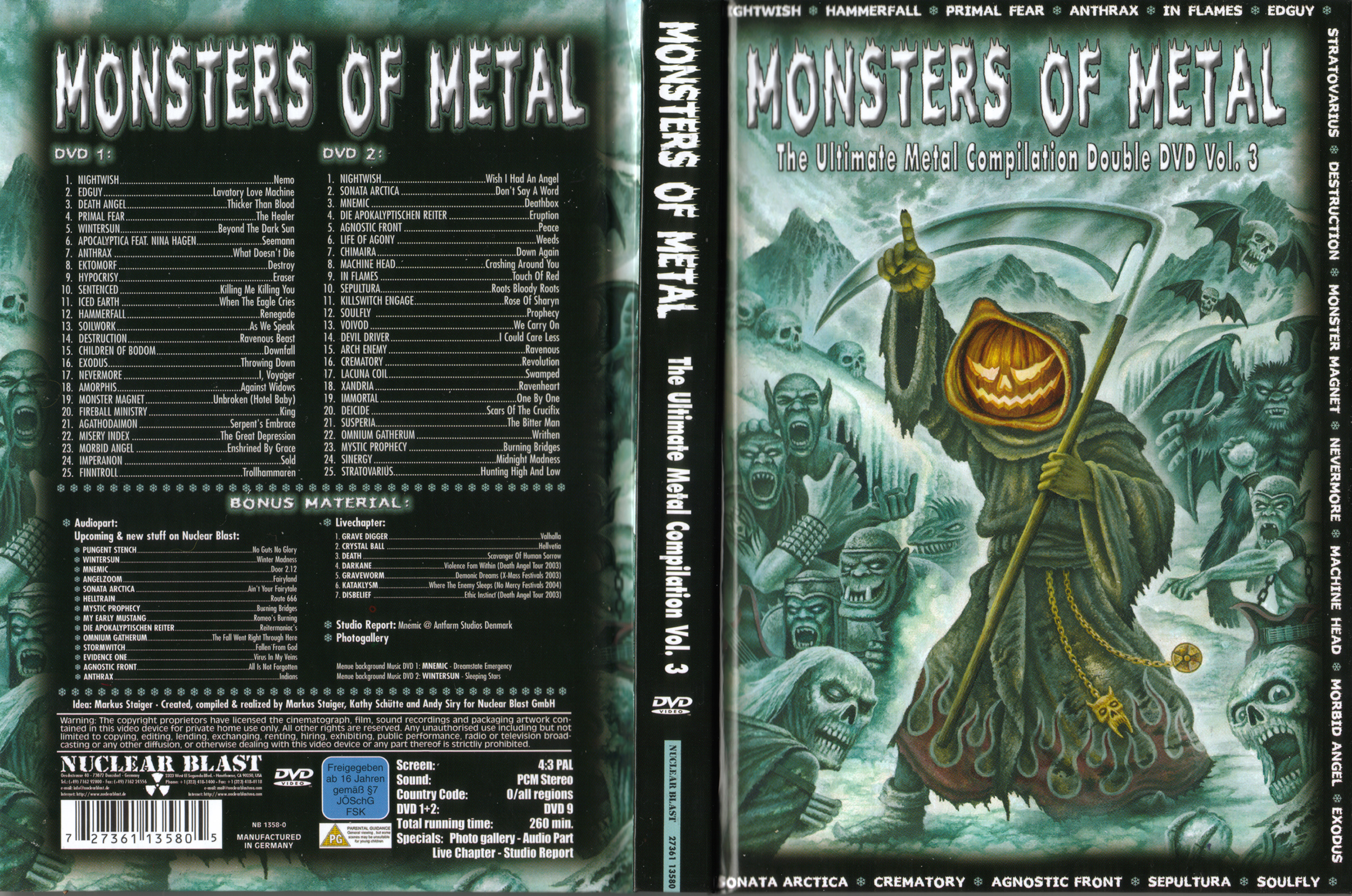 Mega Post de Monster of Metal todos su volumenes Full dvd9