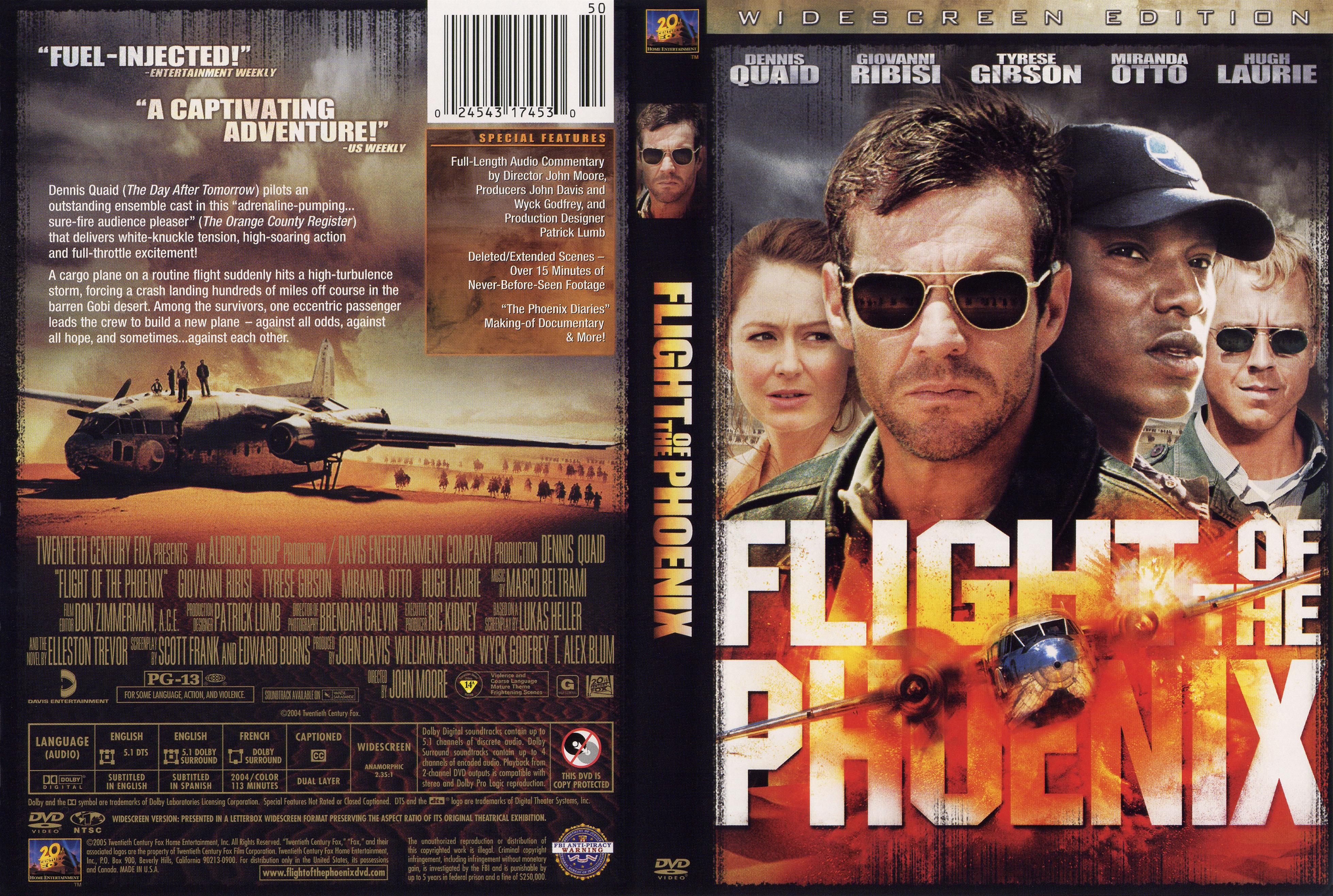 flight of the phoenix 2004 full movie free download