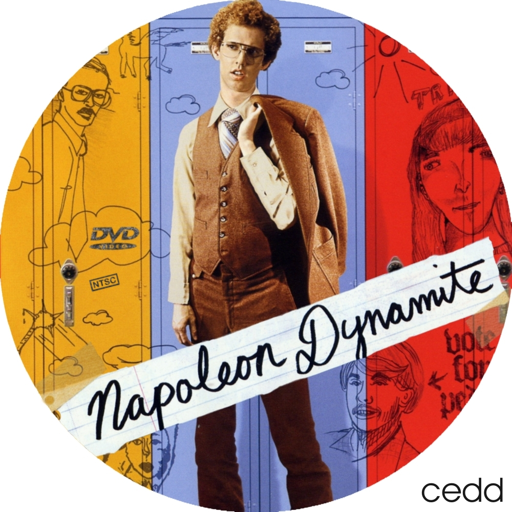 coversboxsk napoleon dynamite 2004 high quality