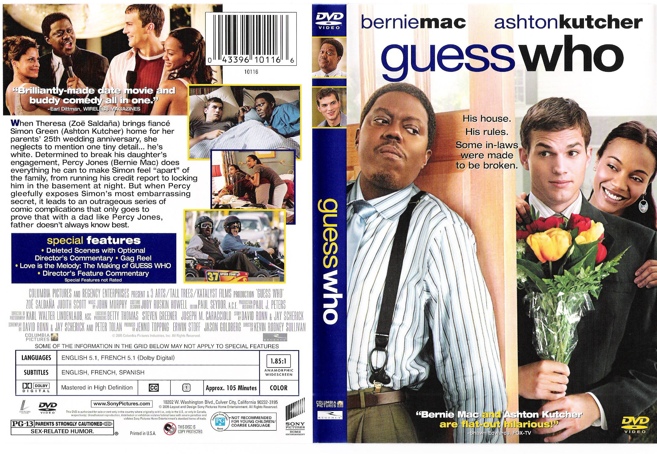 guess who full movie 2005