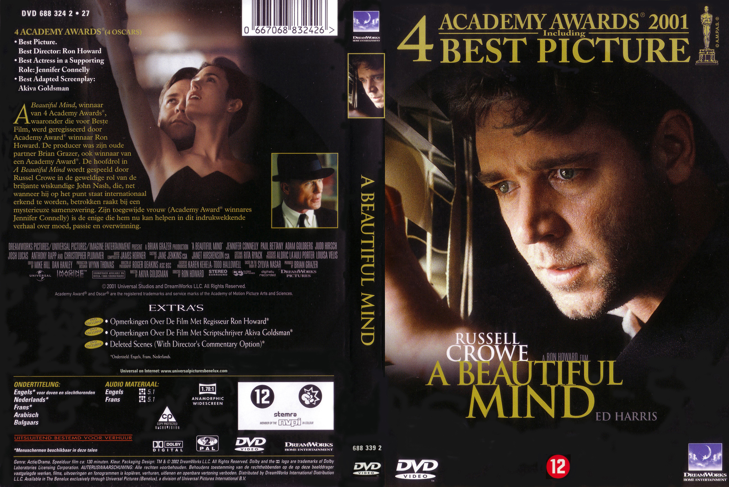 reaction paper about a beautiful mind movie