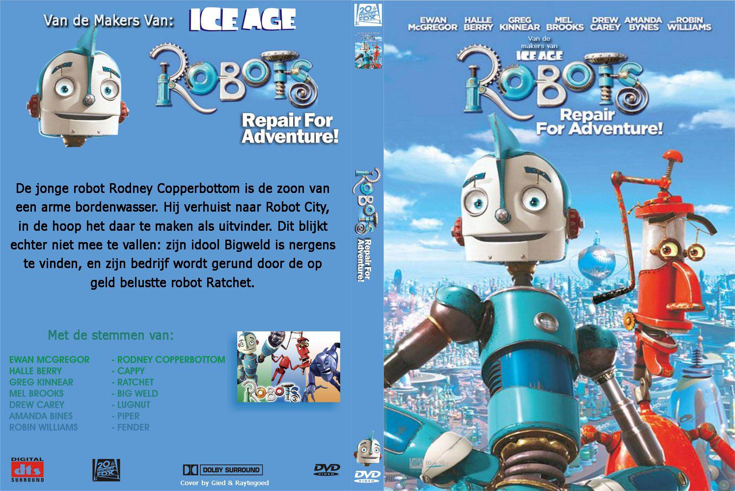 Watch Full movie Robots 2005 Online Free  Adventure