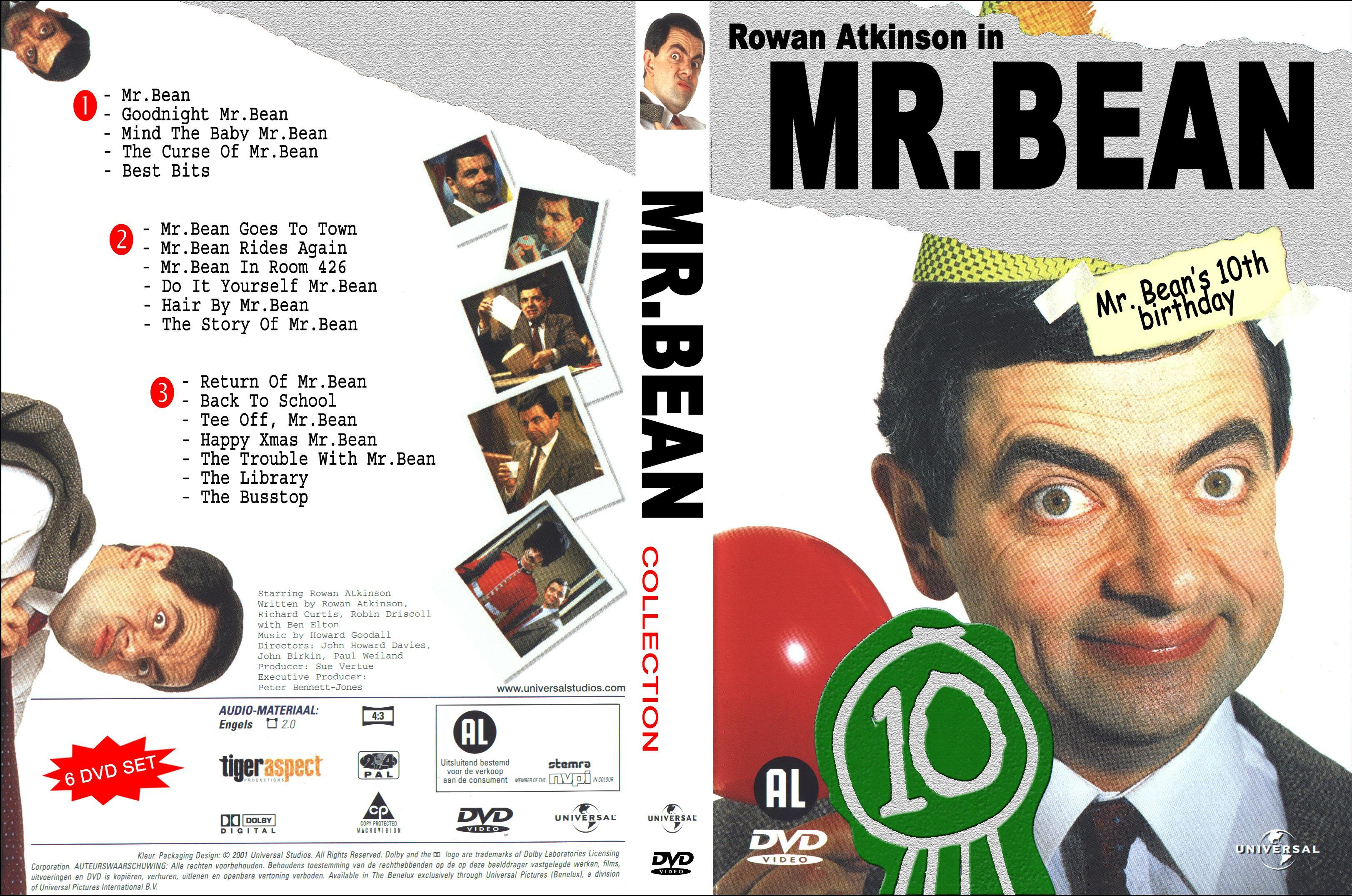Coversx 10 jaar mr bean box high quality dvd blueray 10 jaar mr bean box front solutioingenieria Image collections