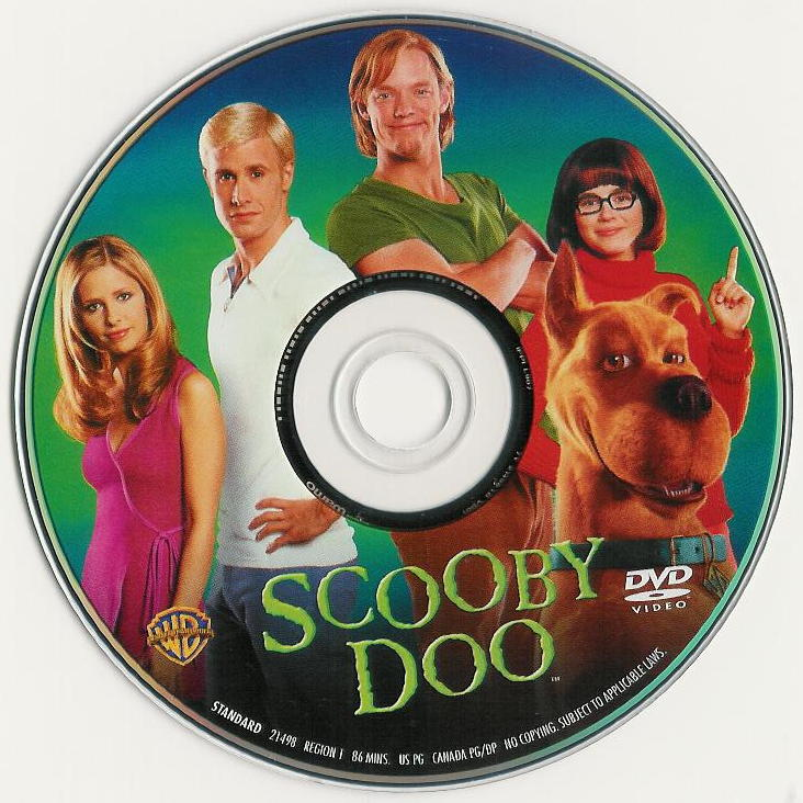 Covers Box Sk Scooby Doo 2002 High Quality Dvd Blueray Movie