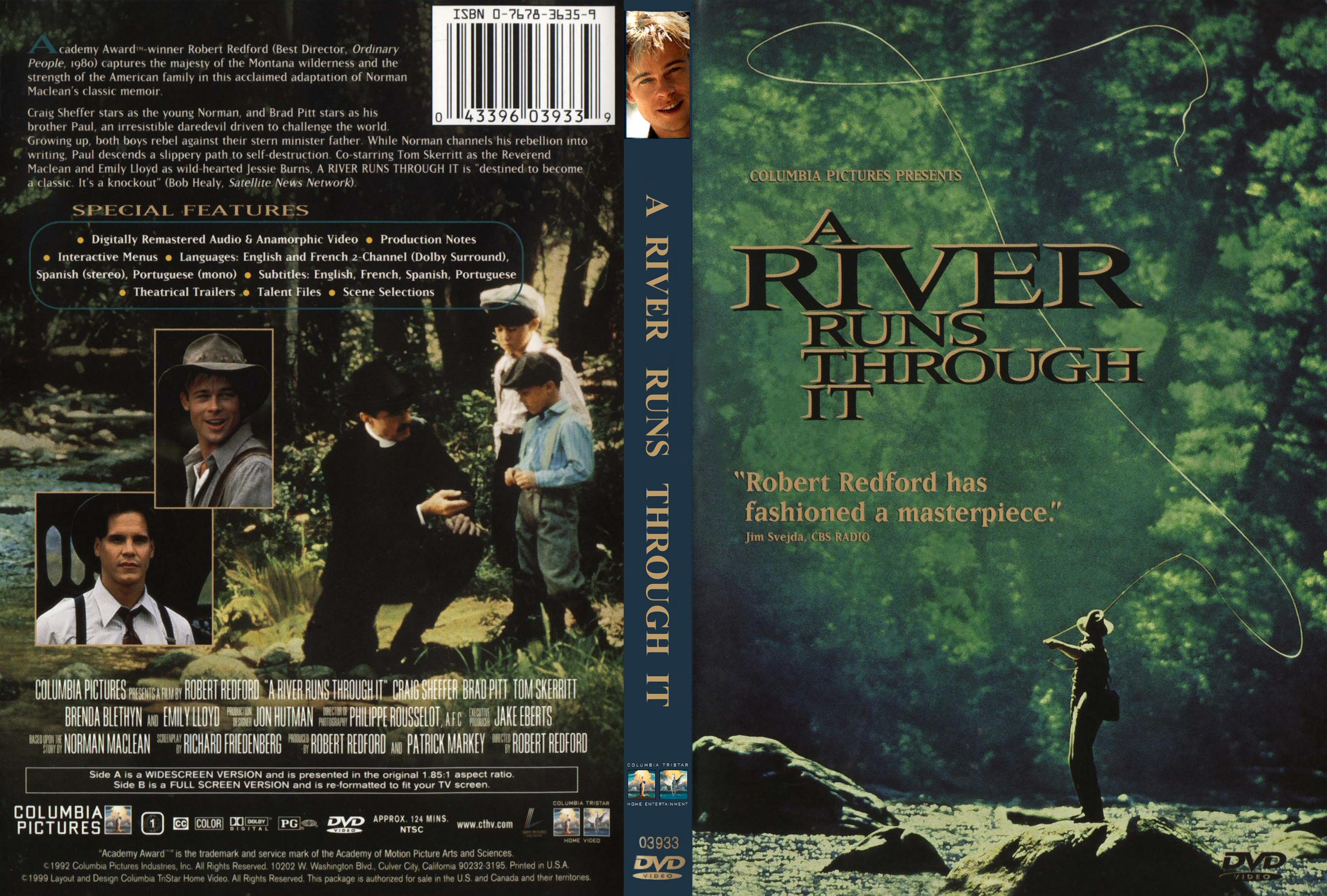 essay on a river runs through it movie