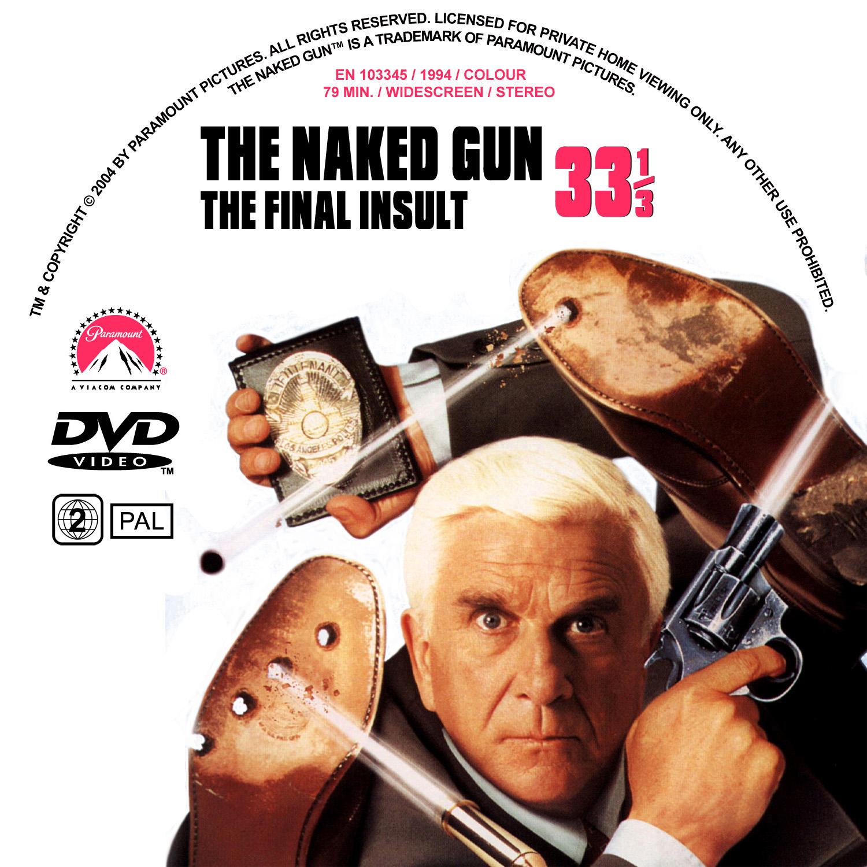 The Naked Gun Dvd 97