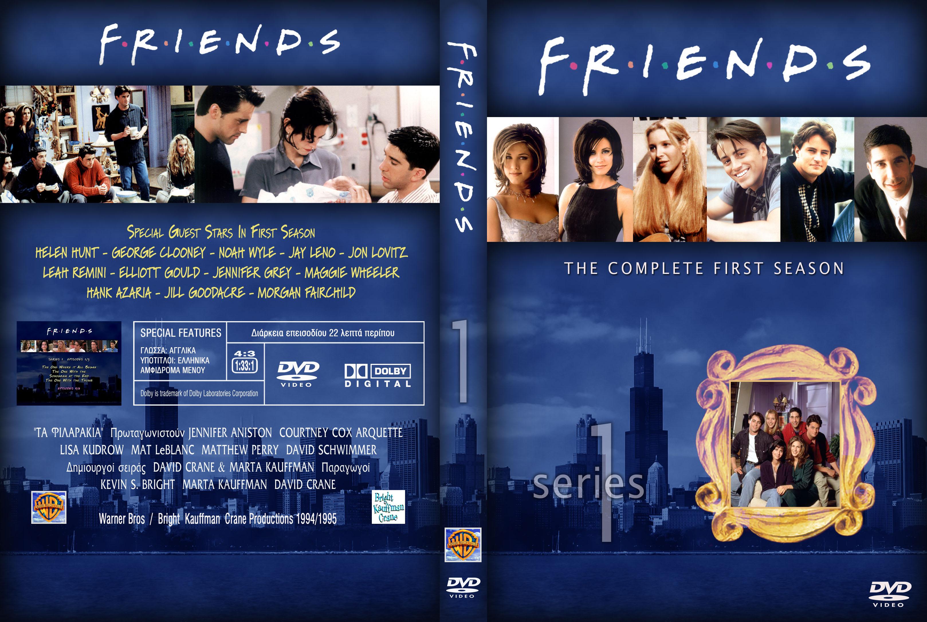 friends season 1 full download