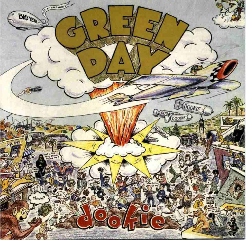 Green Day - Take 2 Dookie and Nimrod