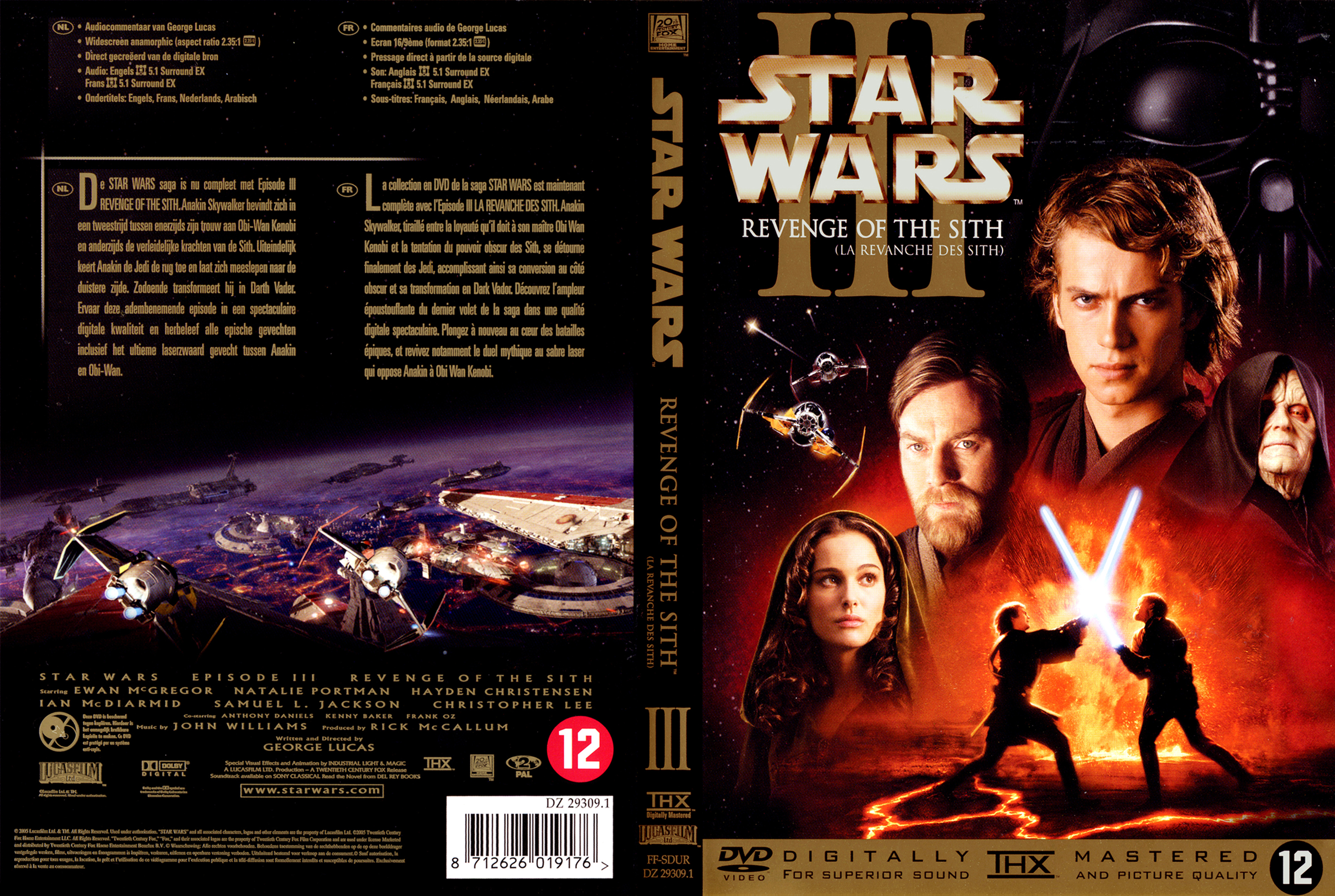 Was the star wars episode iii revenge of the sith torrent brrip why.