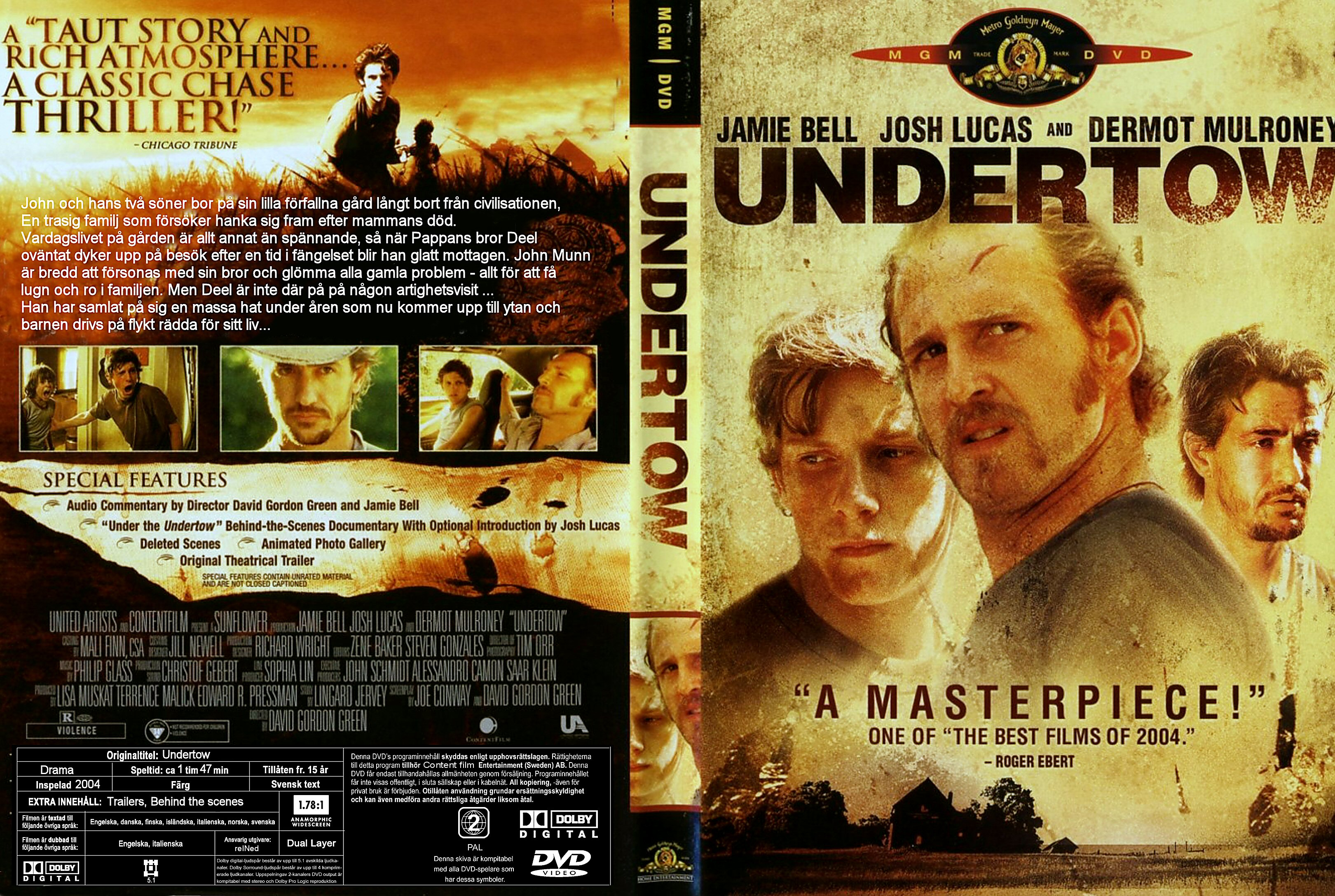 COVERS BOX SK ::: Undertow - high quality DVD / Blueray / Movie