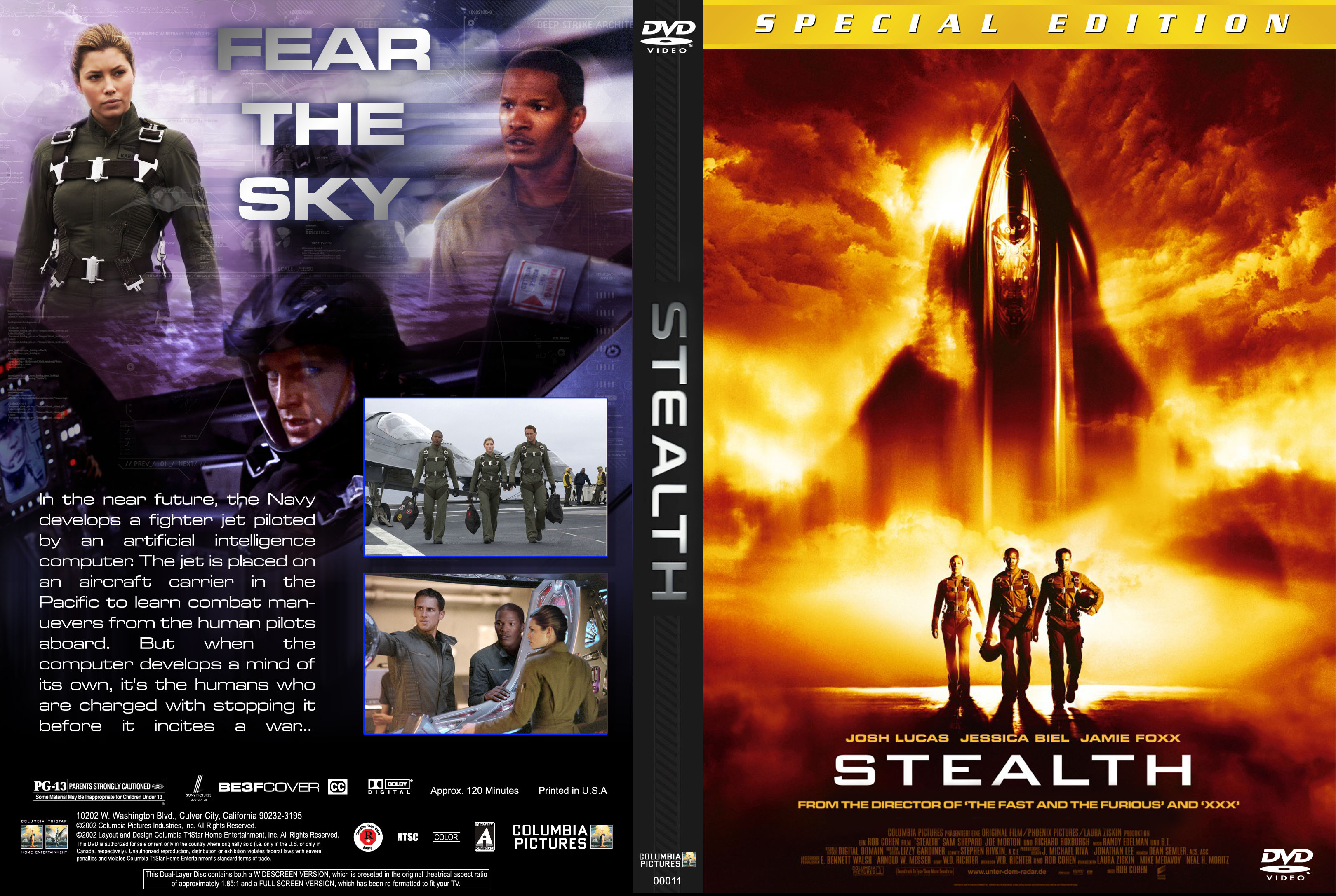 Image Gallery stealth dvd 2005