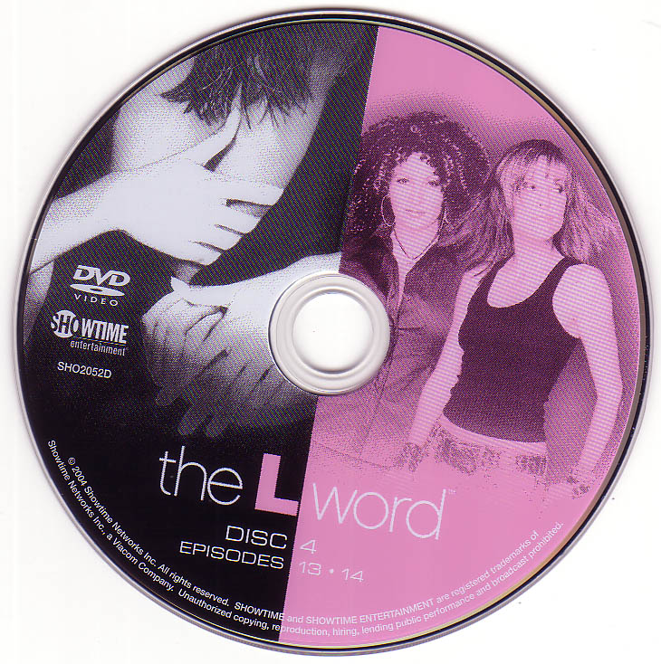The l word season 4 dvd label dvd covers & labels by.