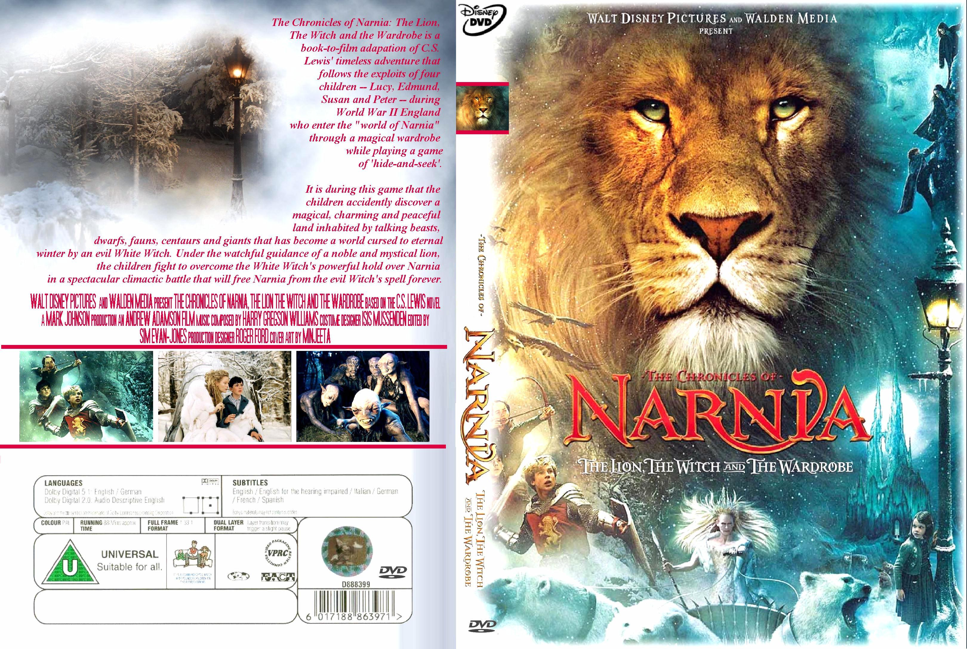 an analysis of the story of the book the chronicles of narnia the lion the witch and the wardrobe by Lucy finds a way into the magical world of narnia through the wardrobethe fall into the other world happens in stages in the lion, the witch, and the wardrobe first lucy finds her way throug three-act plot analysis.