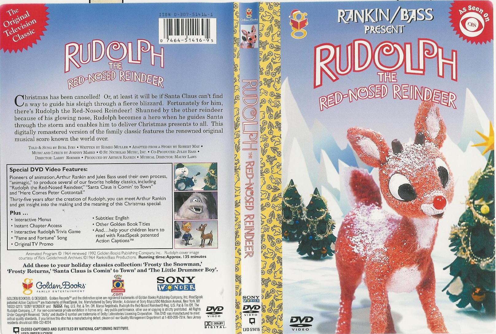 Covers Box Sk Rudolph The Red Nosed Reindeer High Quality Dvd Blueray Movie,Ina Garten Beef Tenderloin Mustard Sauce