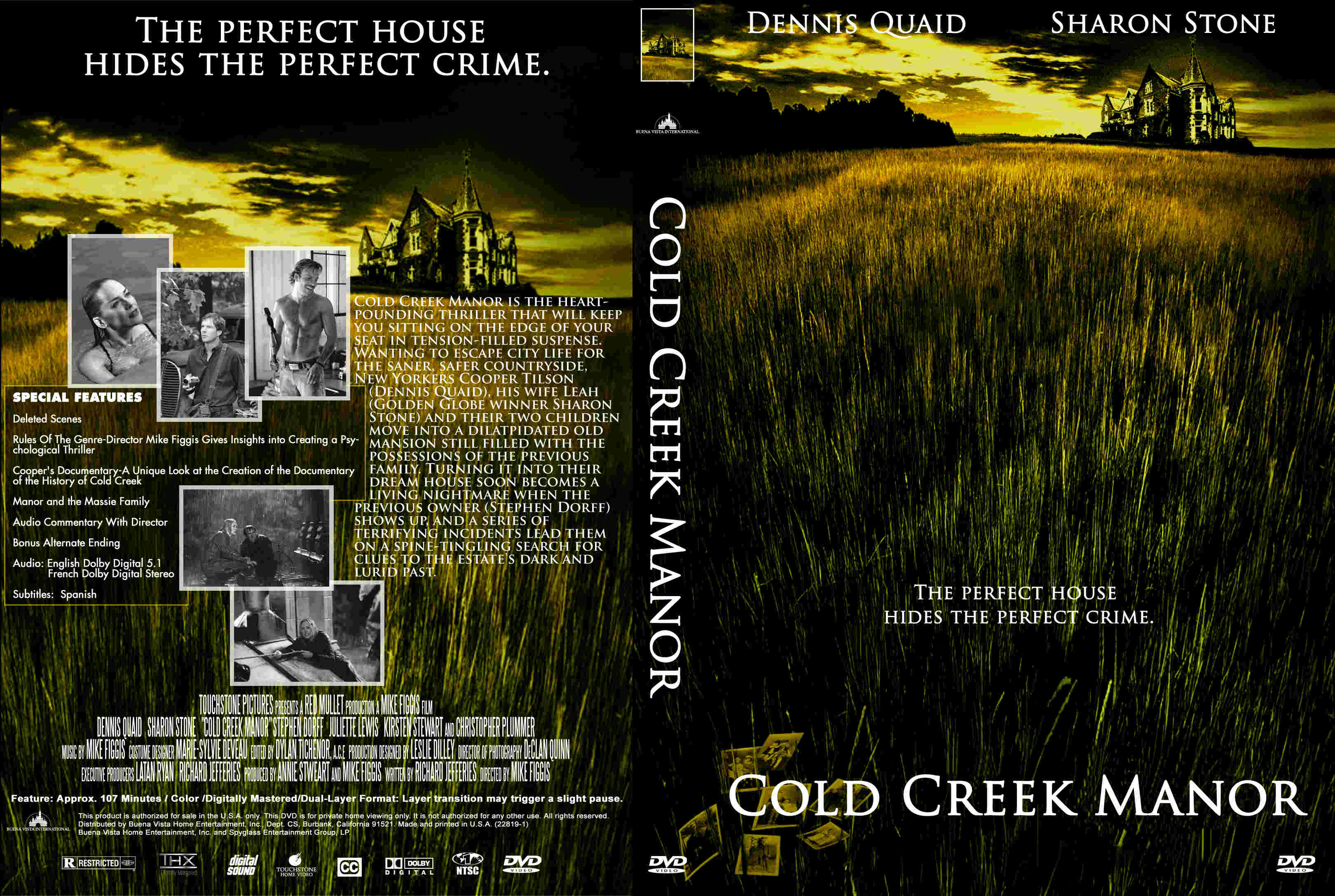cold creek manor:
