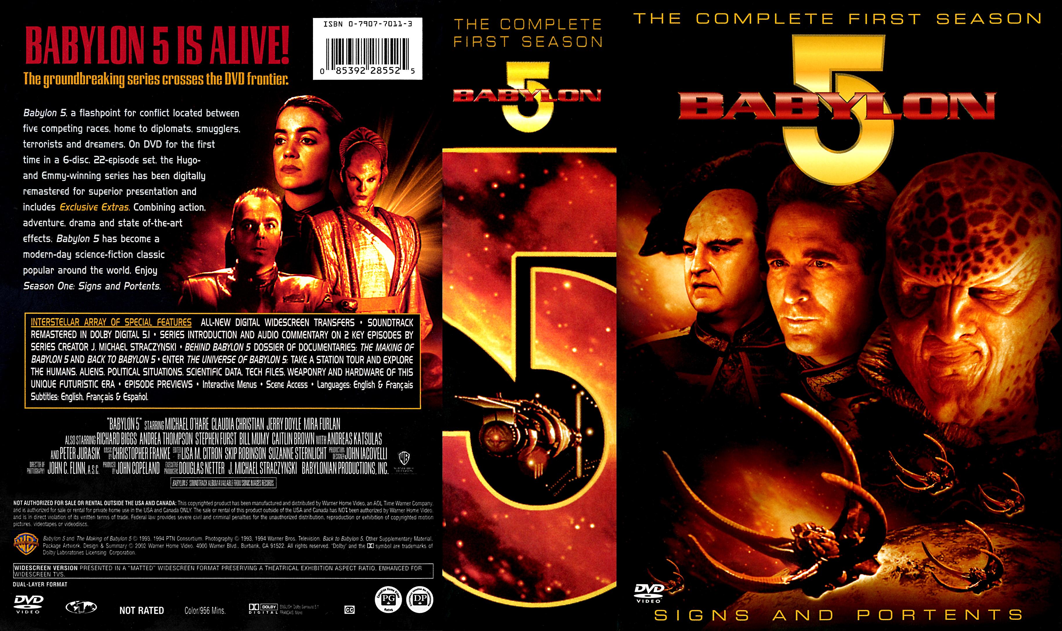 Babylon 5 - Season 1 - IMDb