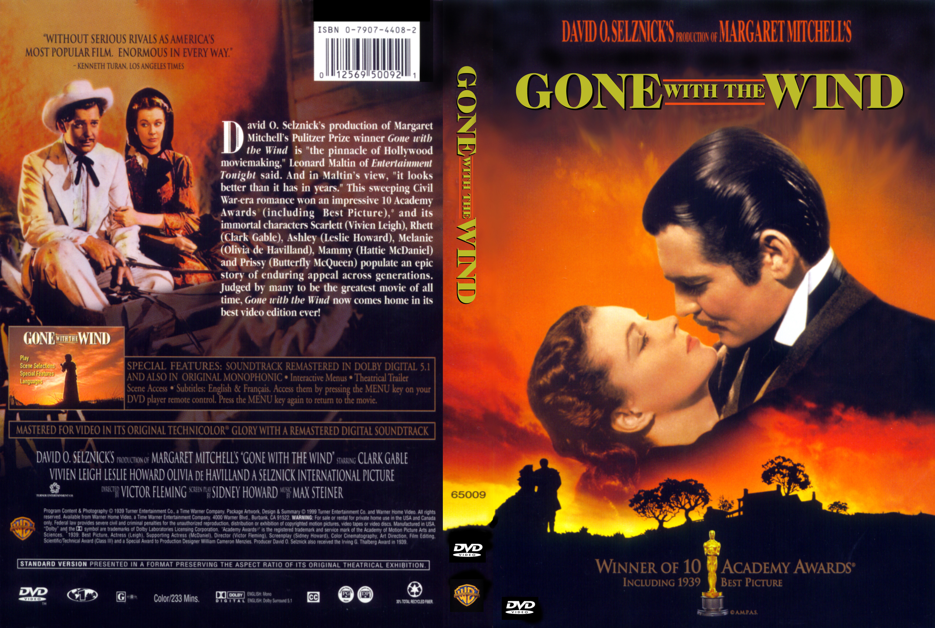Gone with the Wind Margaret Mitchell Pat Conroy