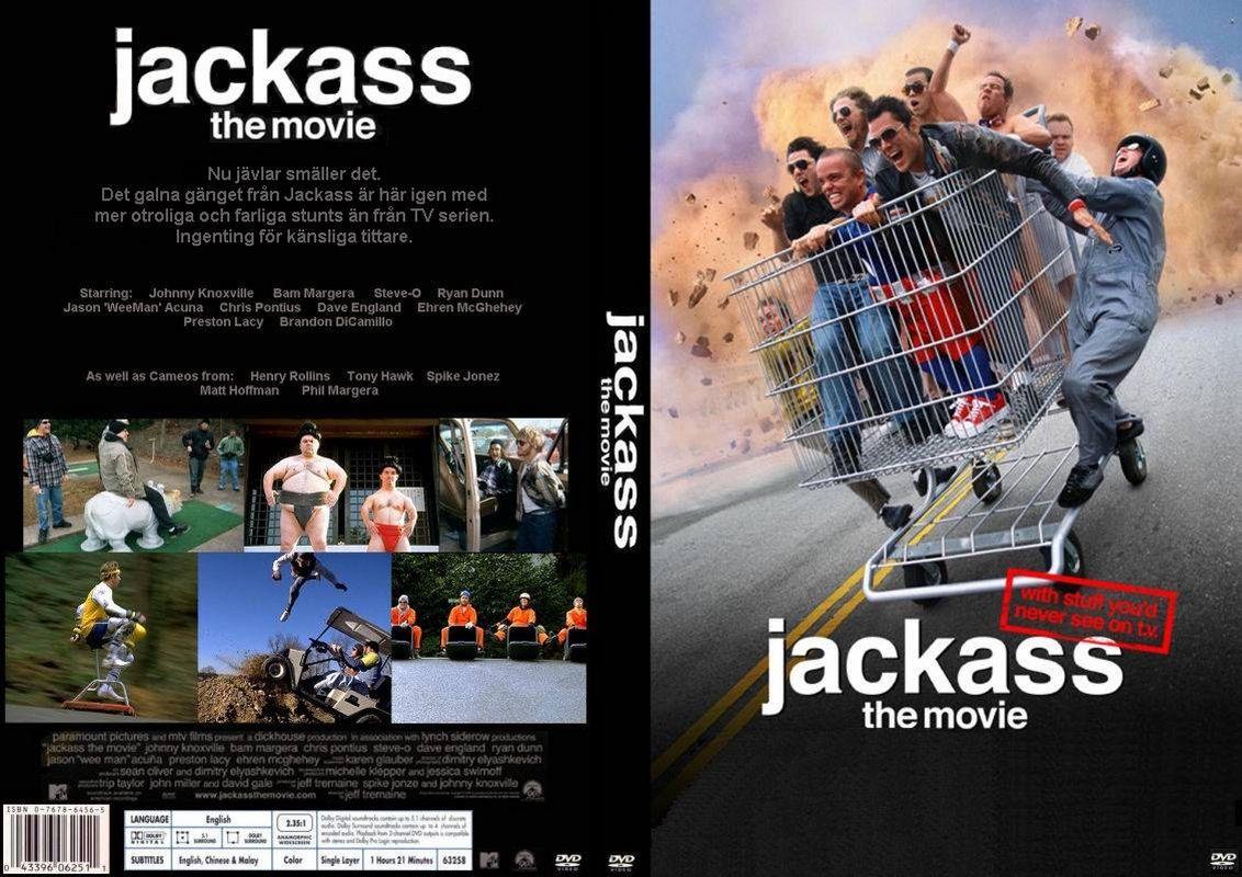 Jack Ass Dvd 48