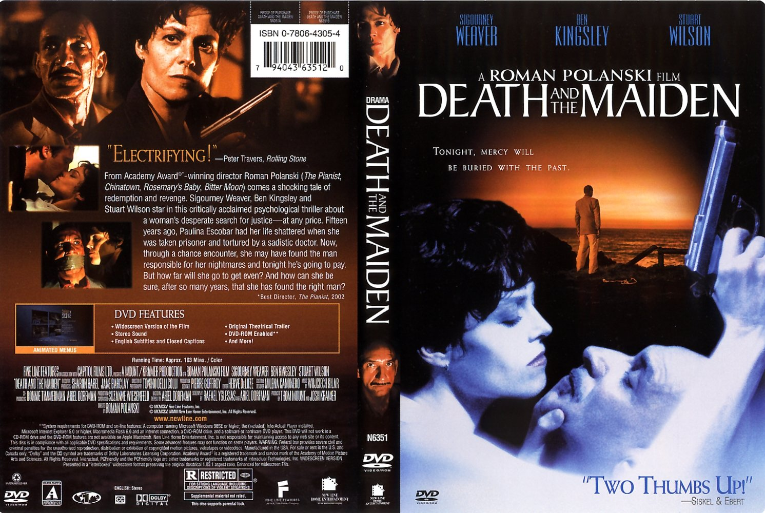 Death and the Maiden - front