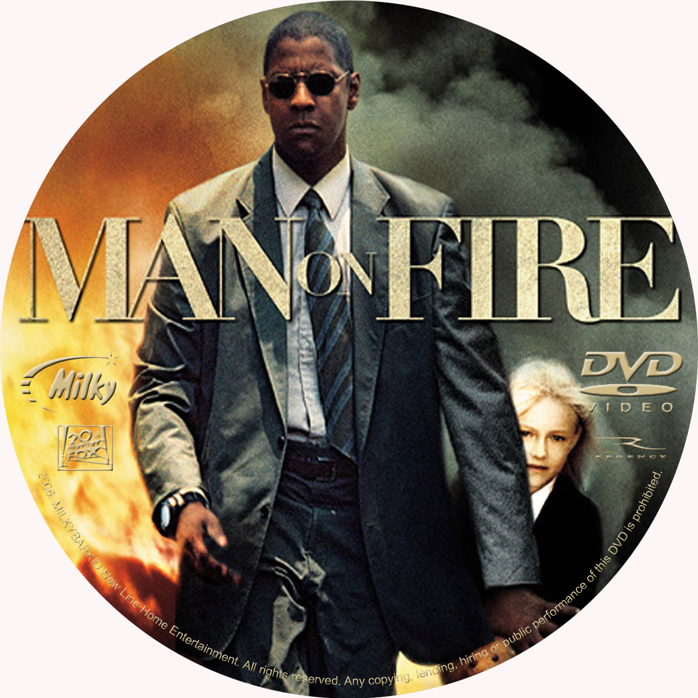 man on fire 1987 ending a relationship