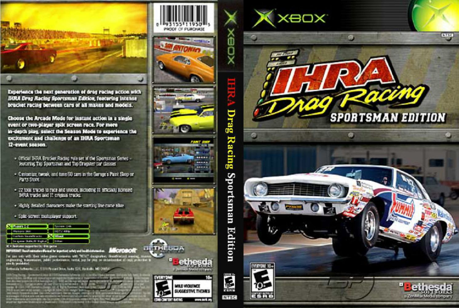 ihra drag racing sportsman edition download
