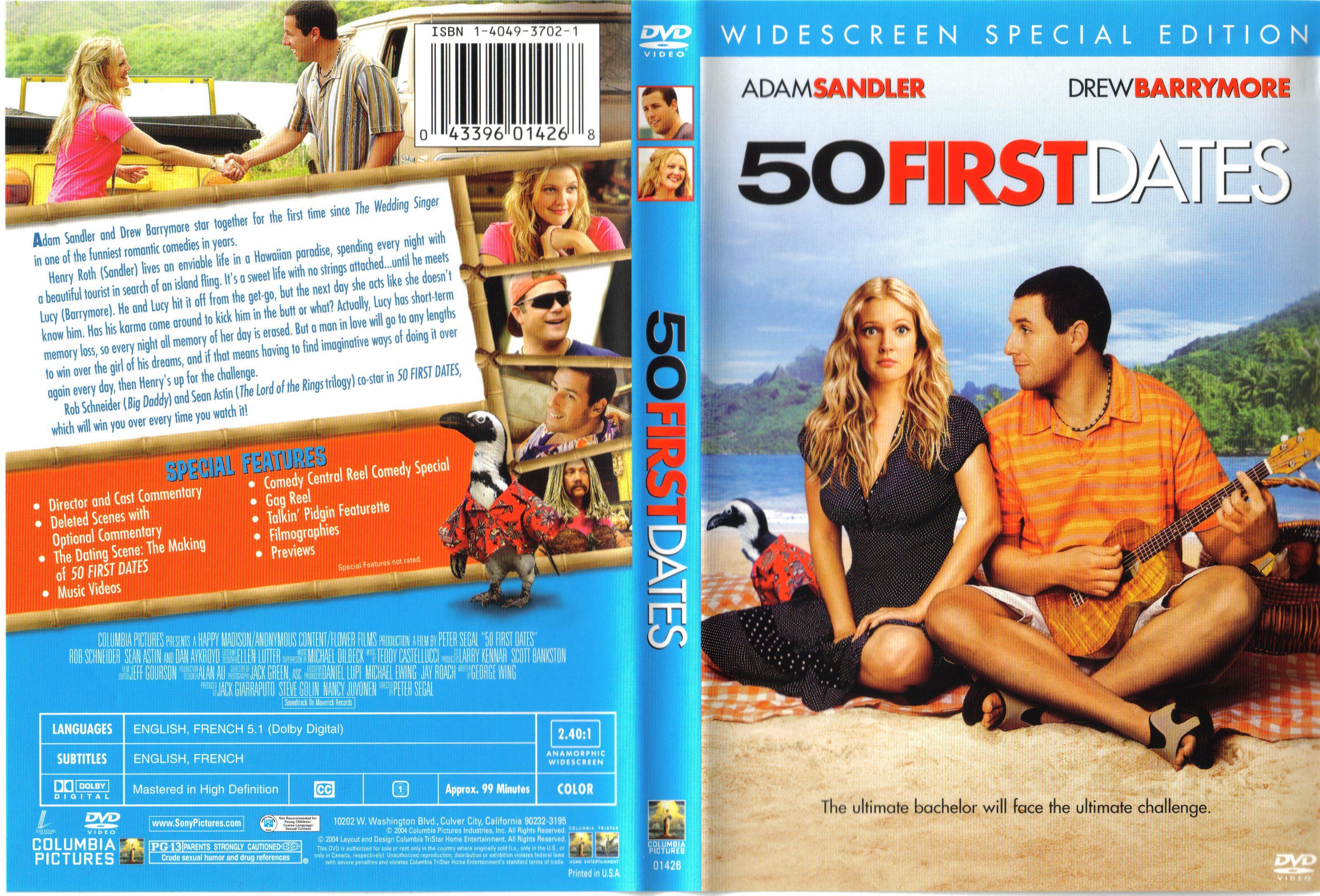 My first 50 dates movie online