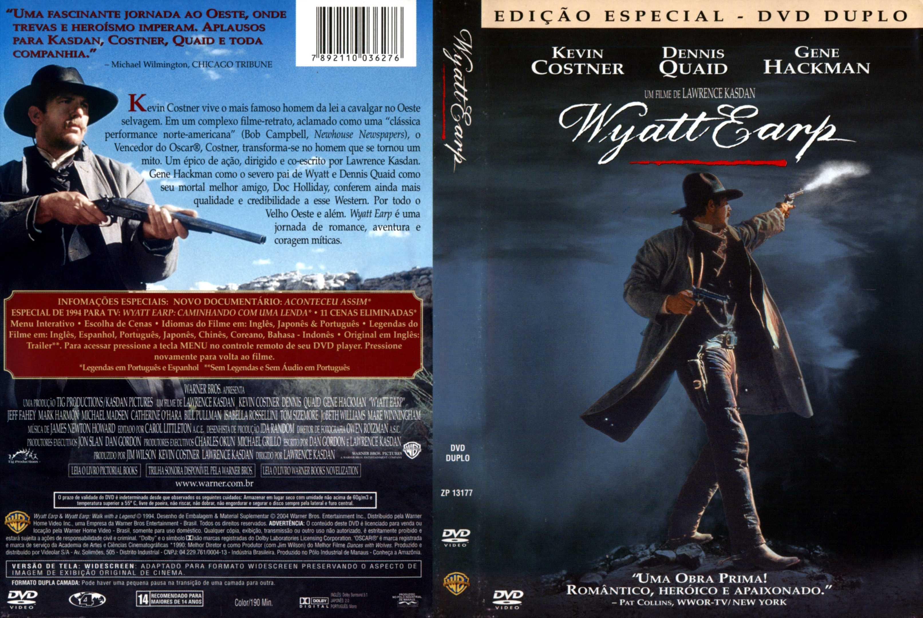BAIXAR 1994 FILME EARP WYATT