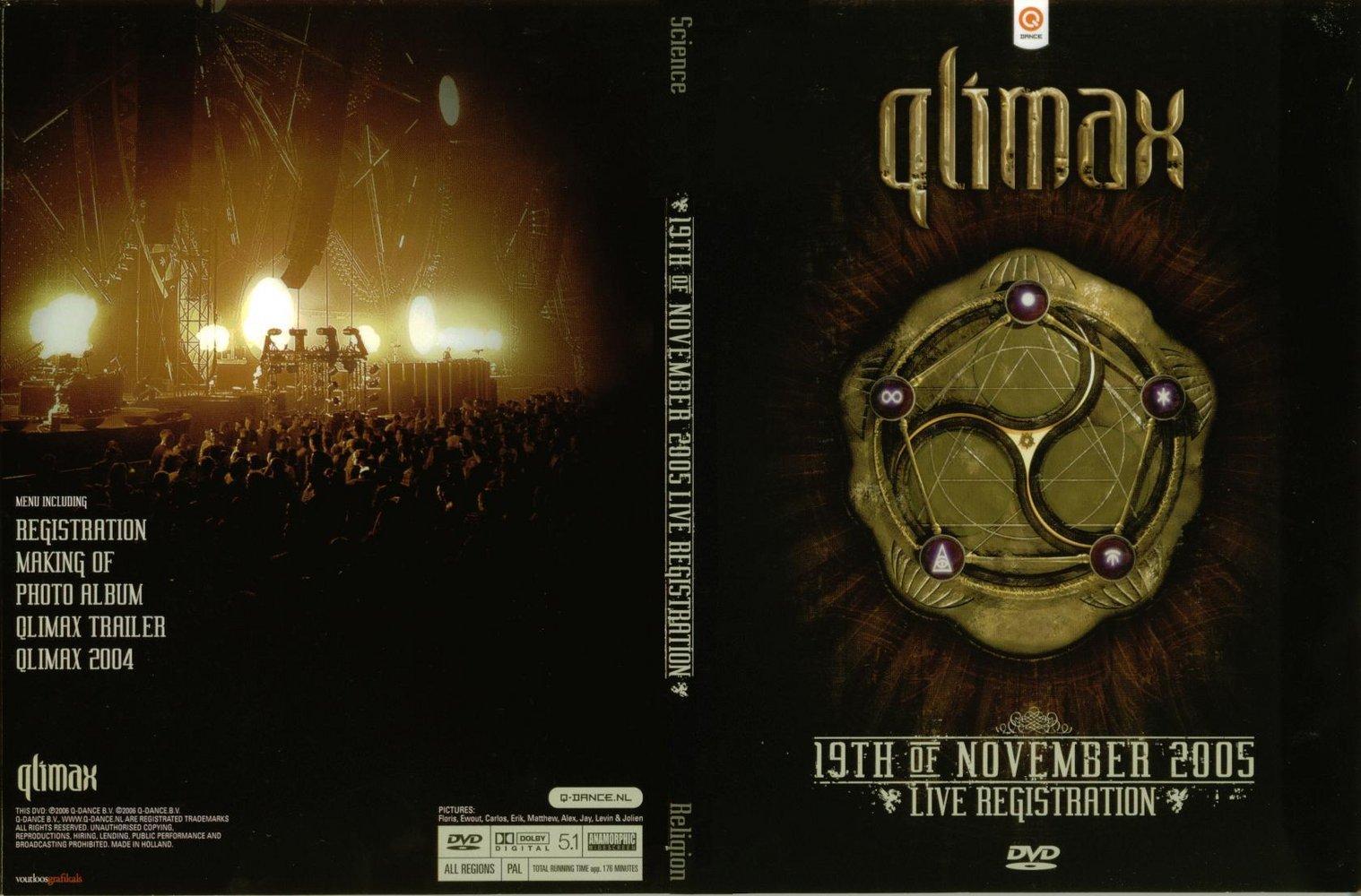qlimax 2009 dvd