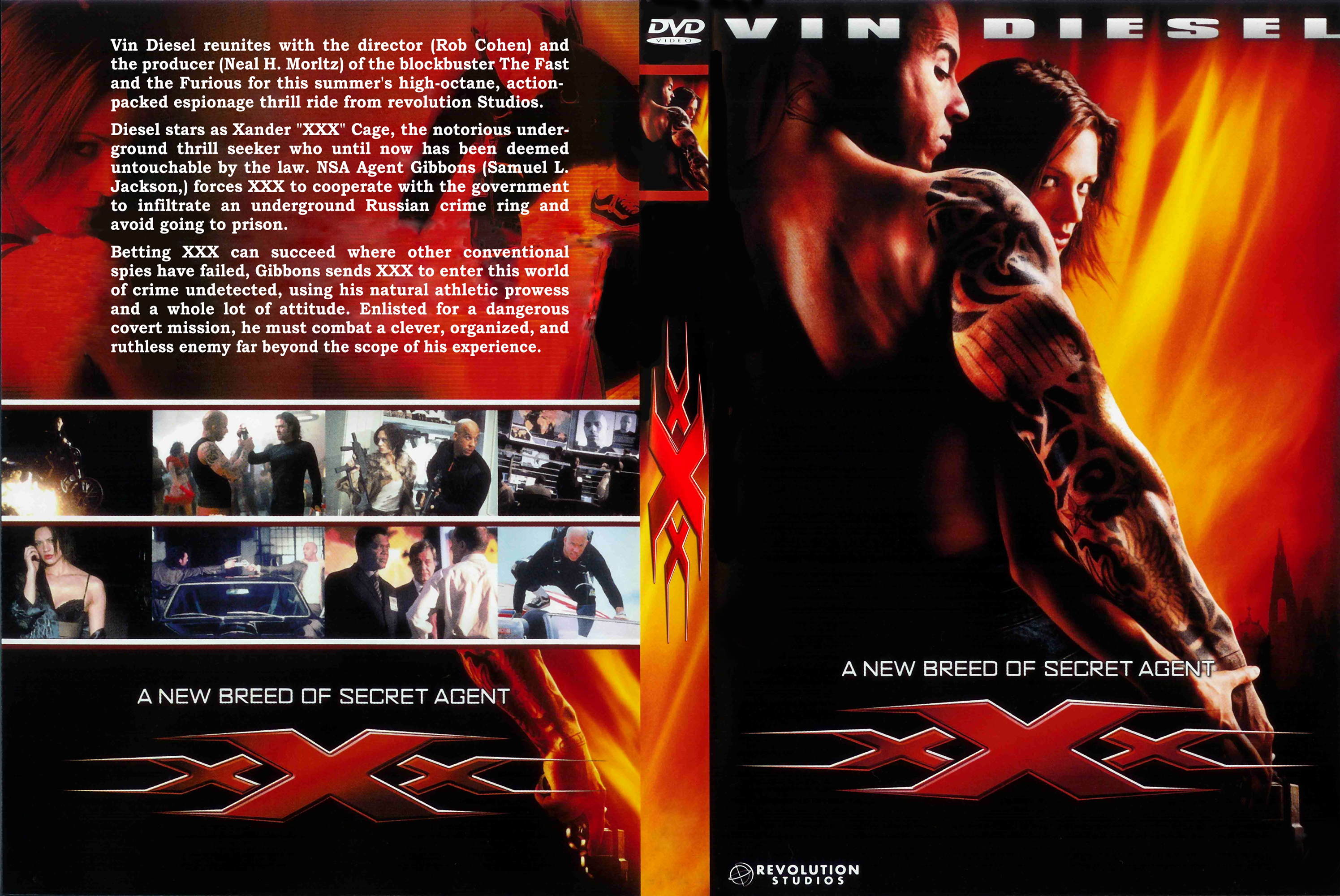 Won XXX movie cover real