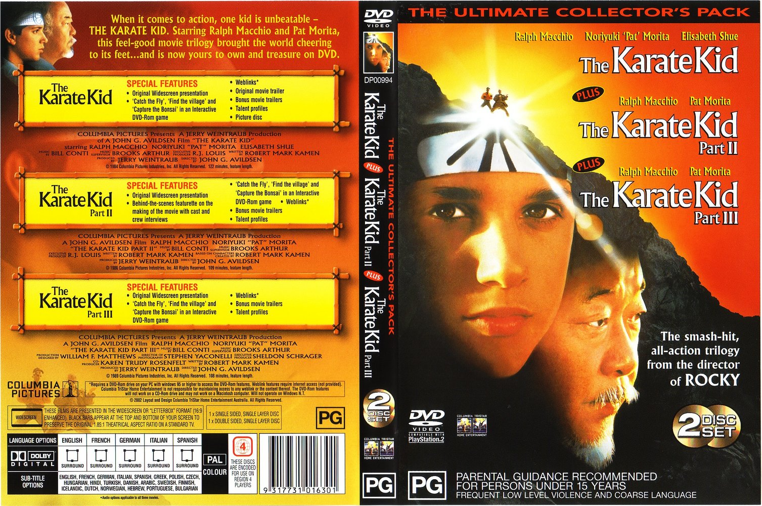 karate kid movies full length in english