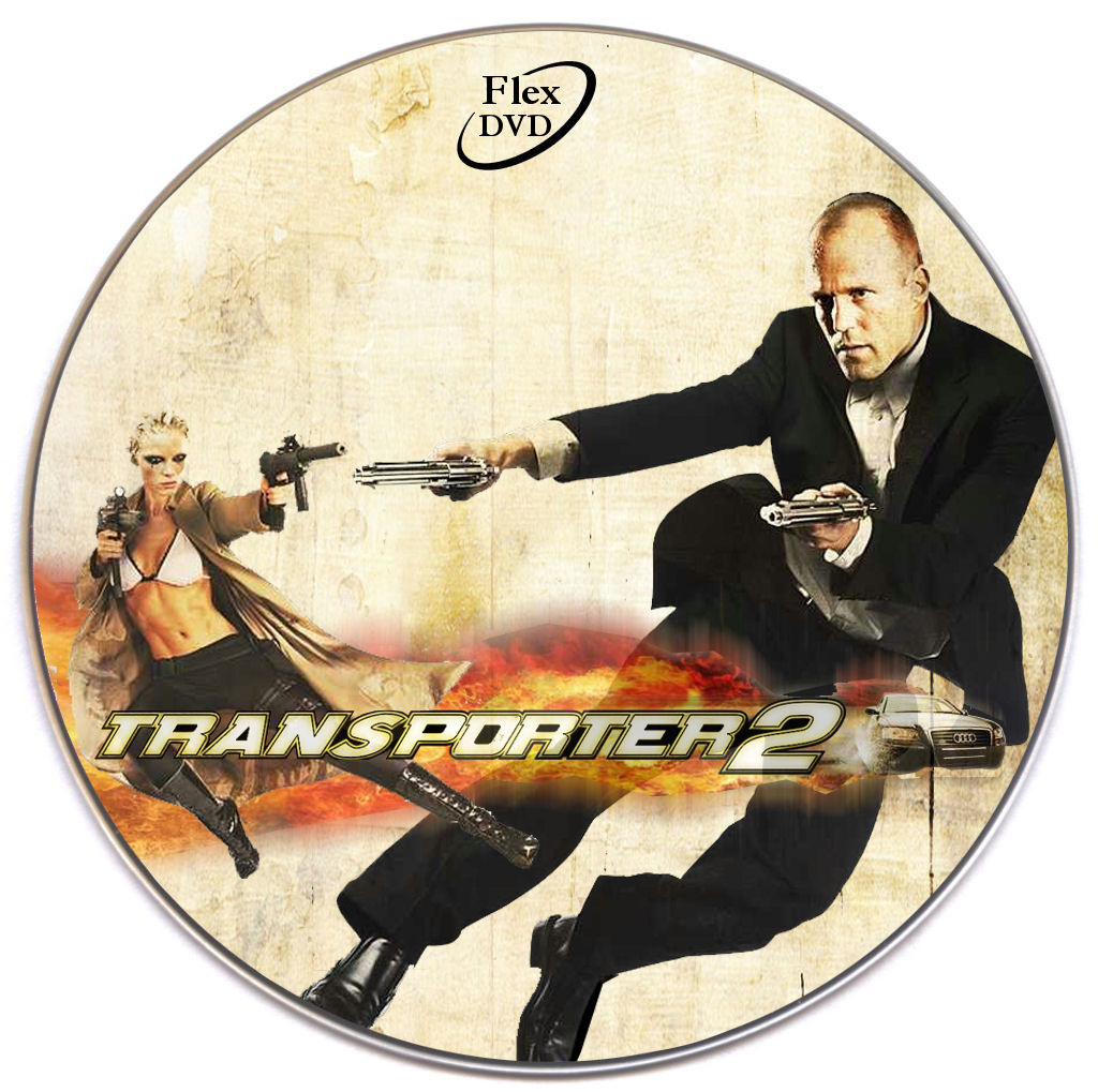 COVERS.BOX.SK ::: Transporter 2, The (2004) - high quality ... |Transporter 2 Dvd Cover