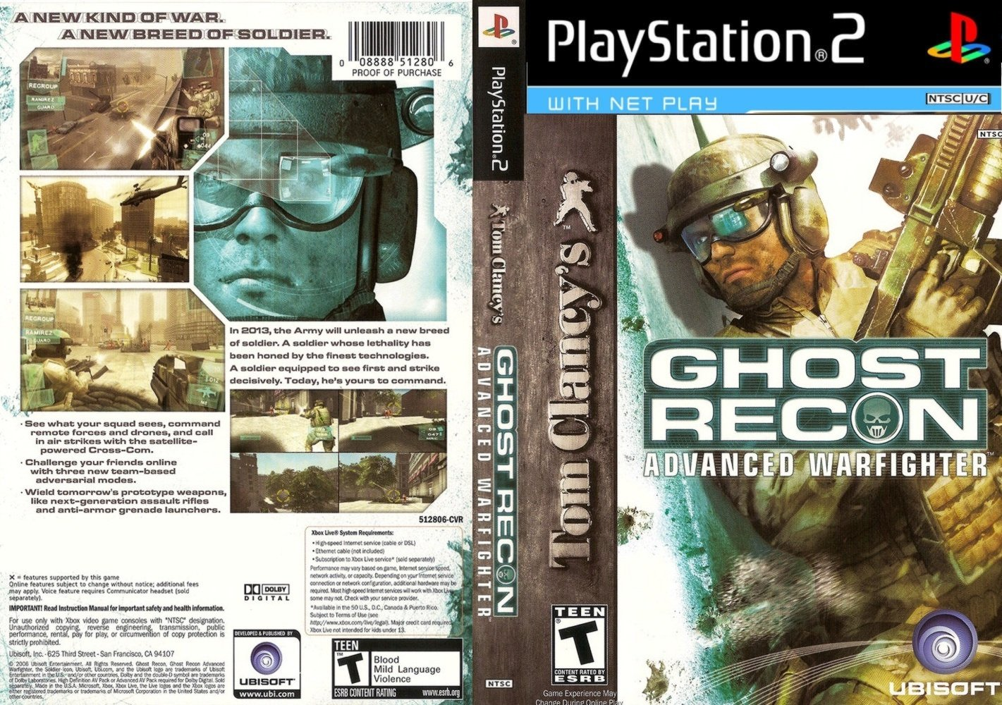 ghost recon jeu playstation - photo #19